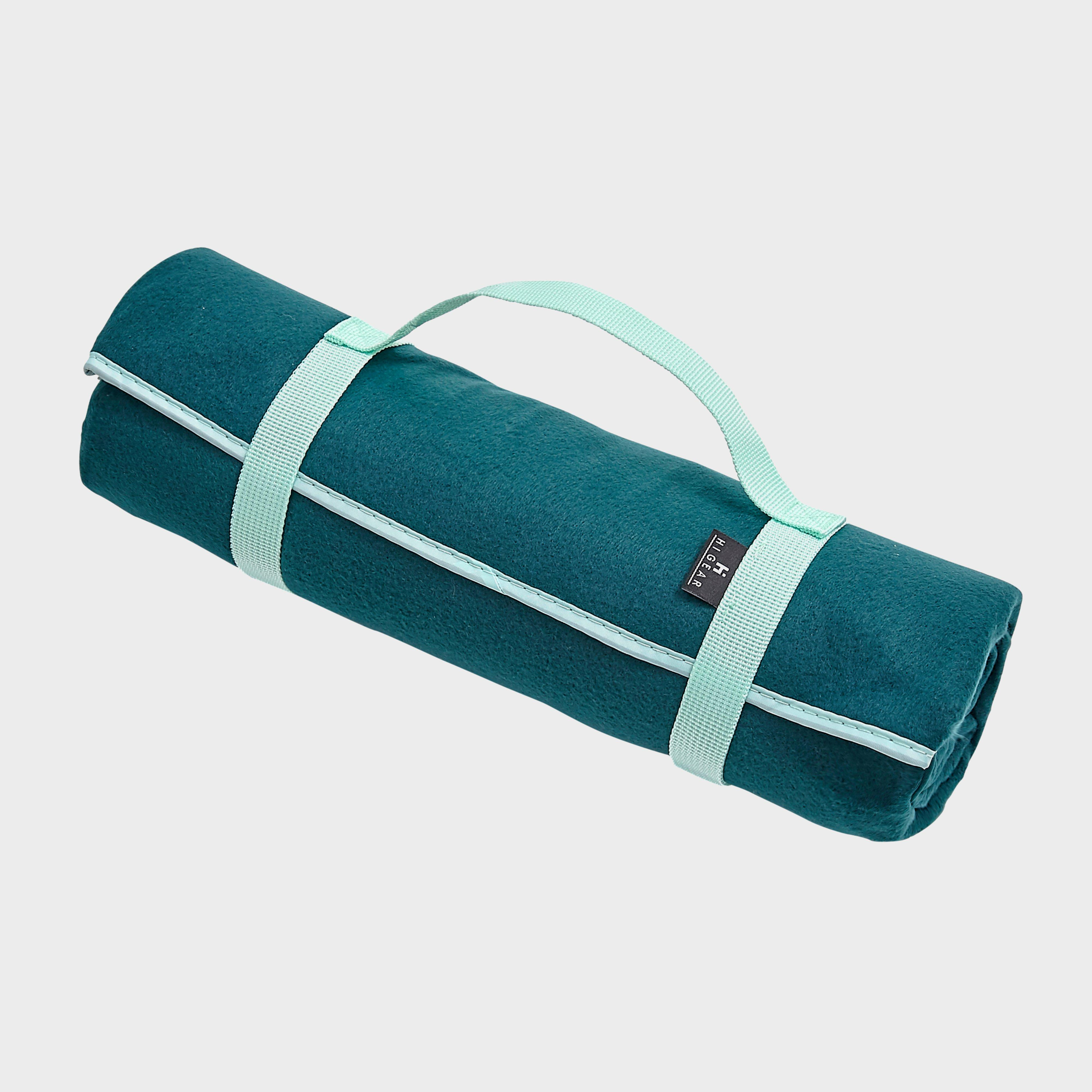 Eurohike Eh Picnic Blanket - Blue/tea  Blue/tea