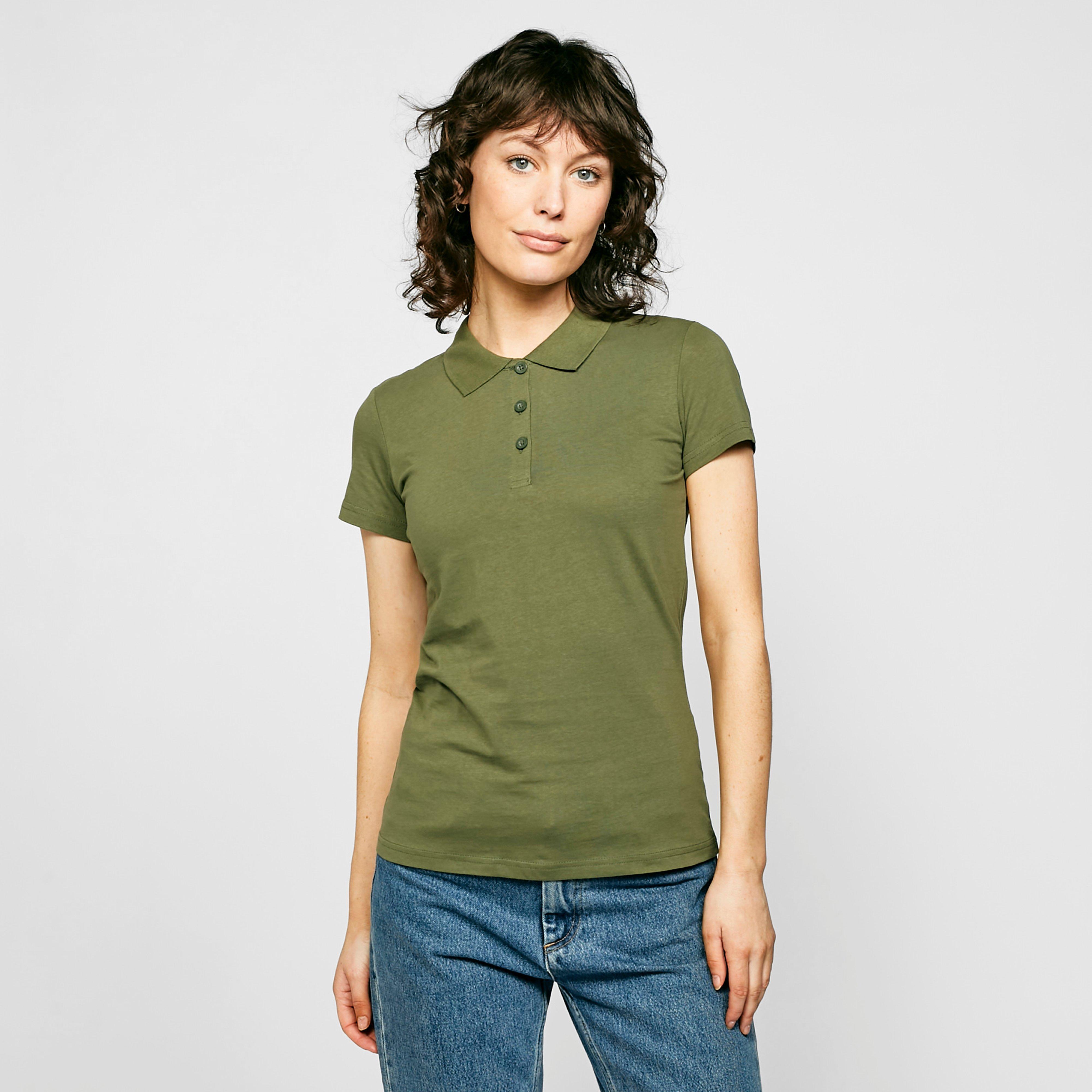 Regatta Womens Sintons Polo Shirt - Khaki/khk  Khaki/khk