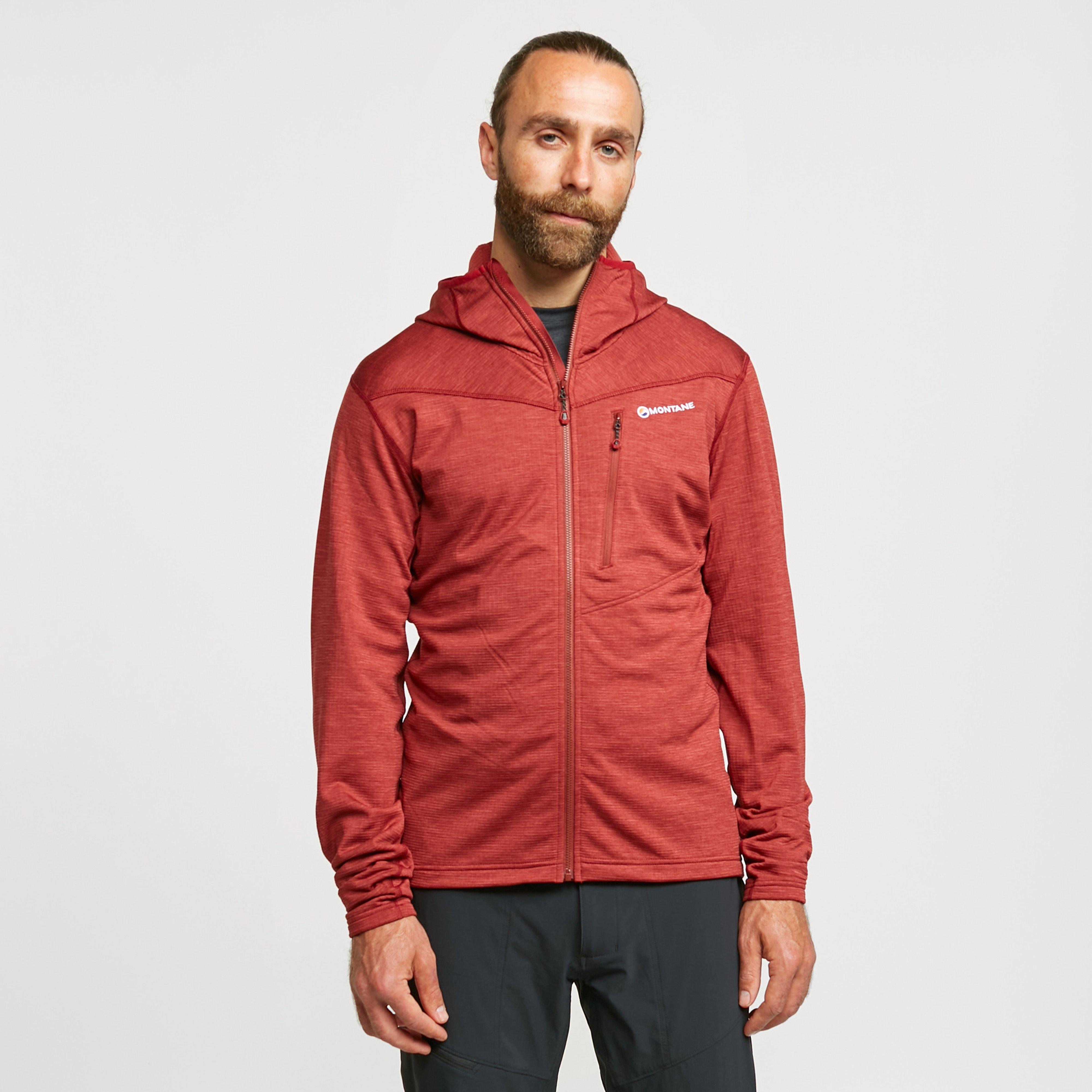 Montane Mont M Protium Hoodie - Red/red  Red/red