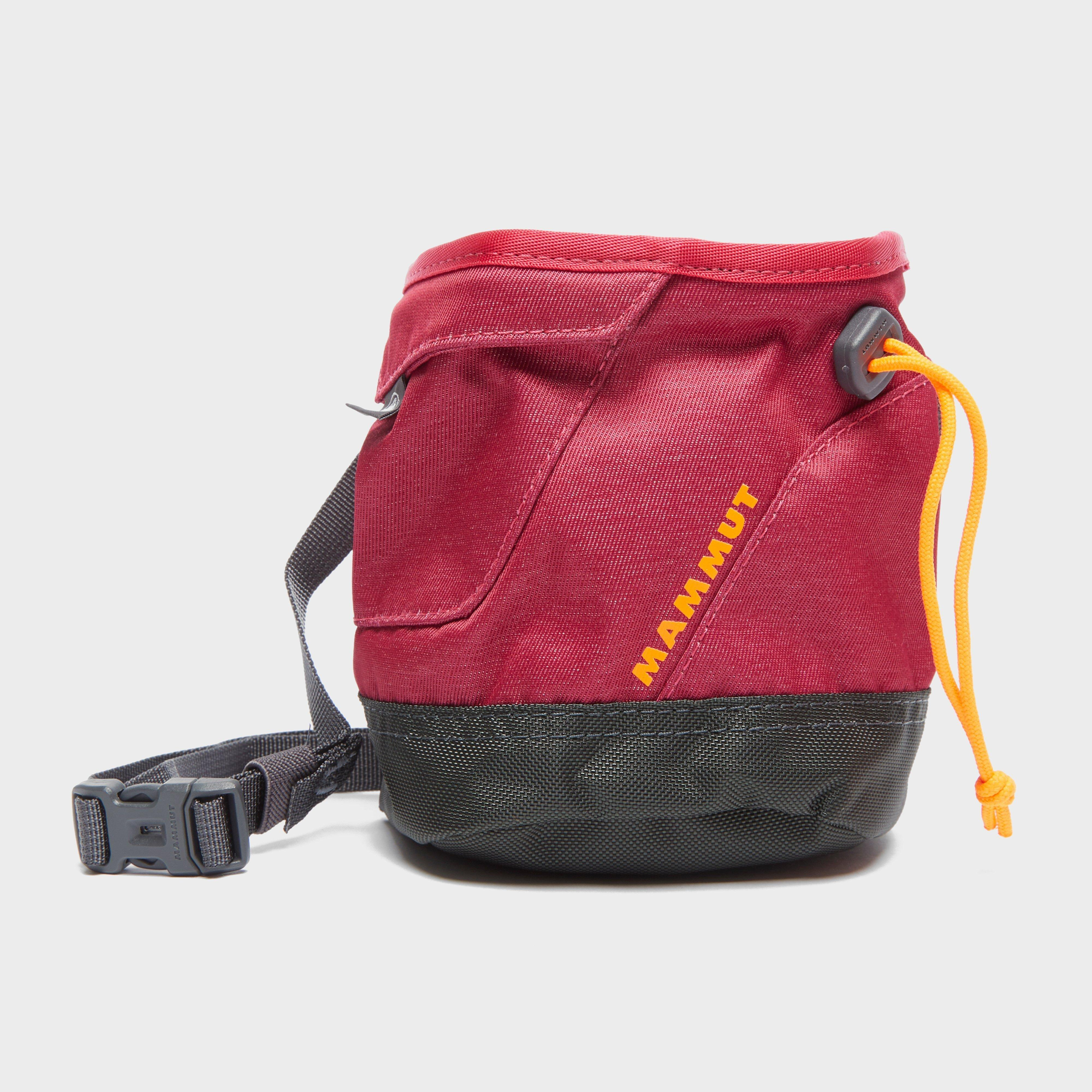 Mammut Ophir Chalk Bag - Red/red  Red/red