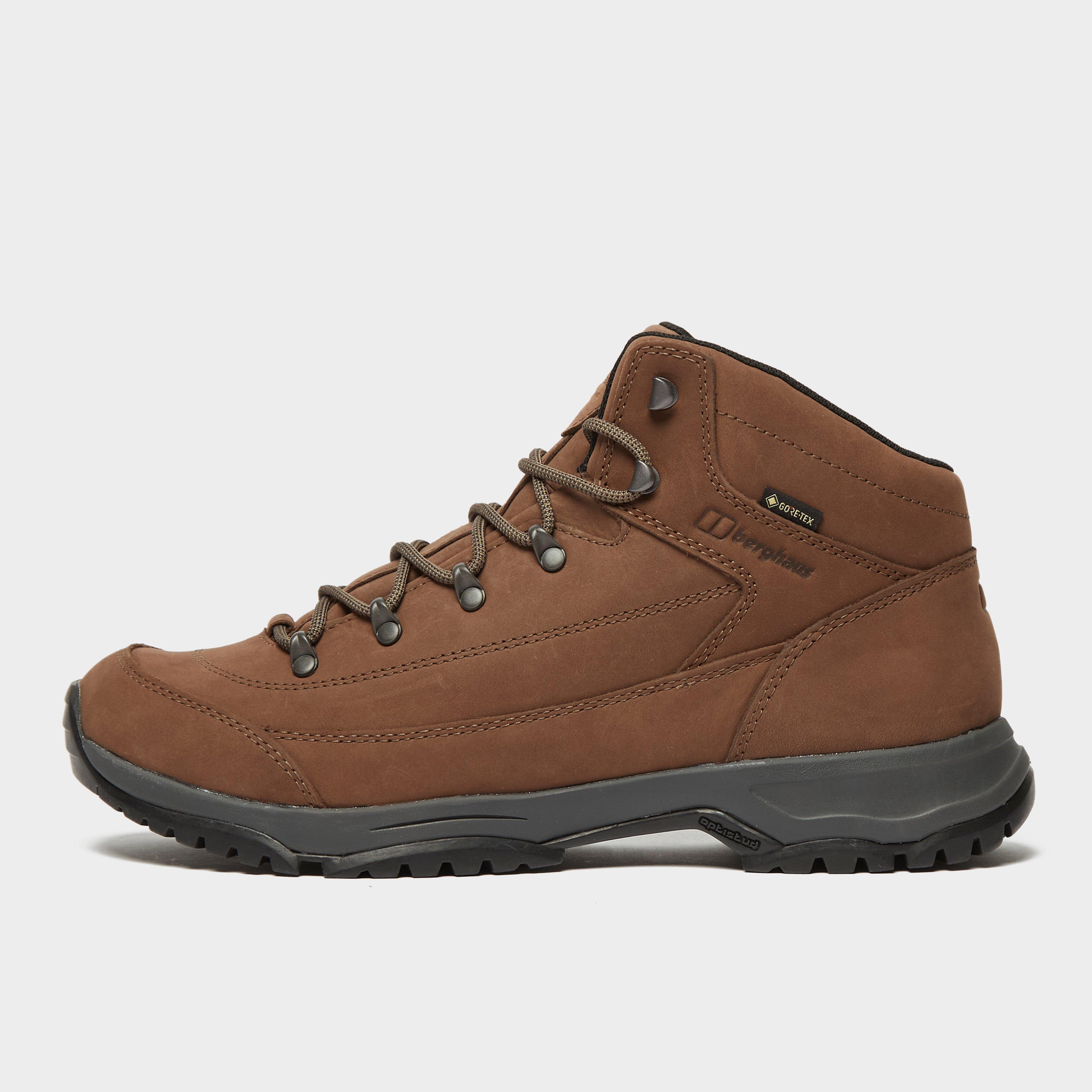 Berghaus Mens Dalemaster Low Gore-tex Walking Shoe - Brown/brn  Brown/brn