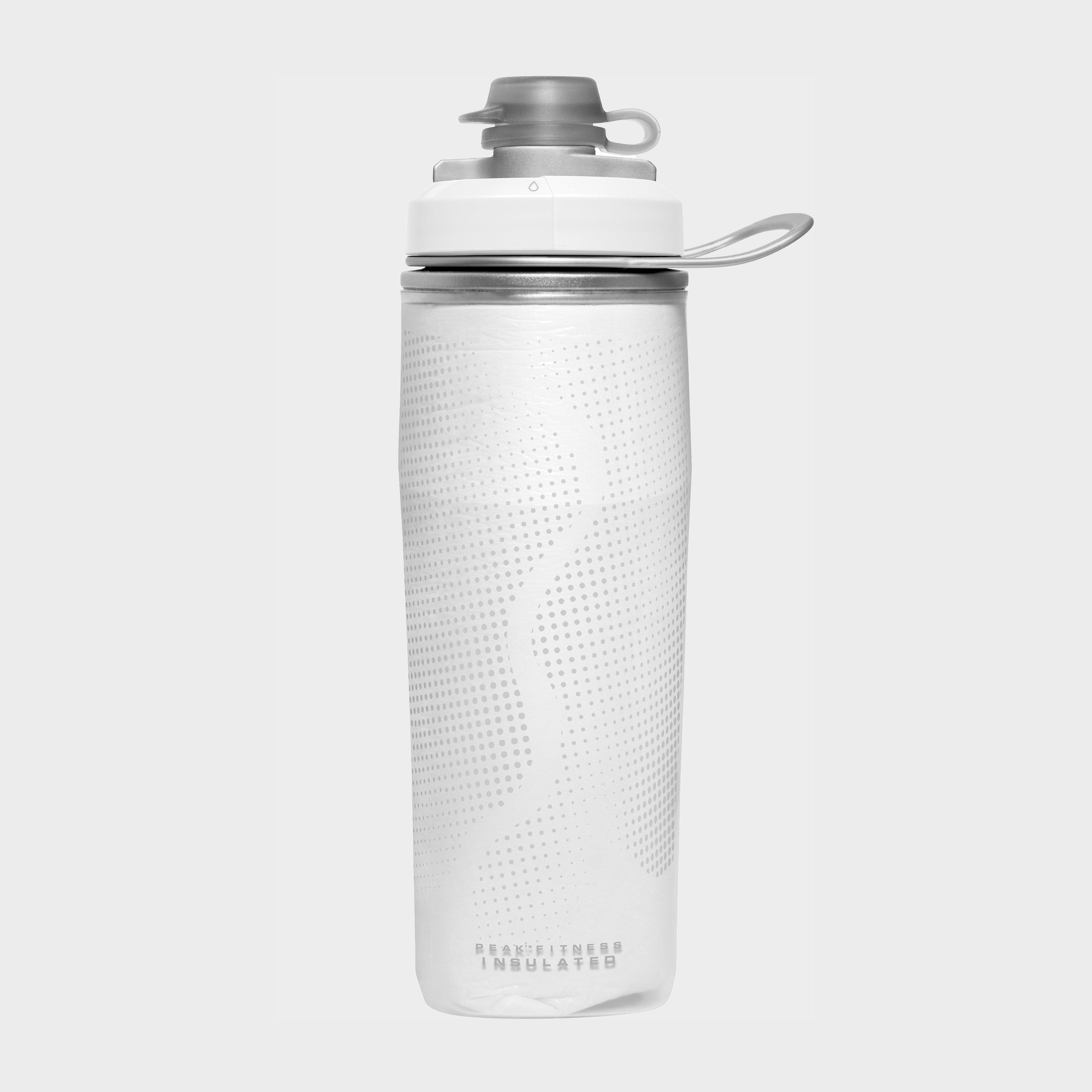 Camelbak Peak Fitness Chill Bottle 500ml, Silver/0.5L