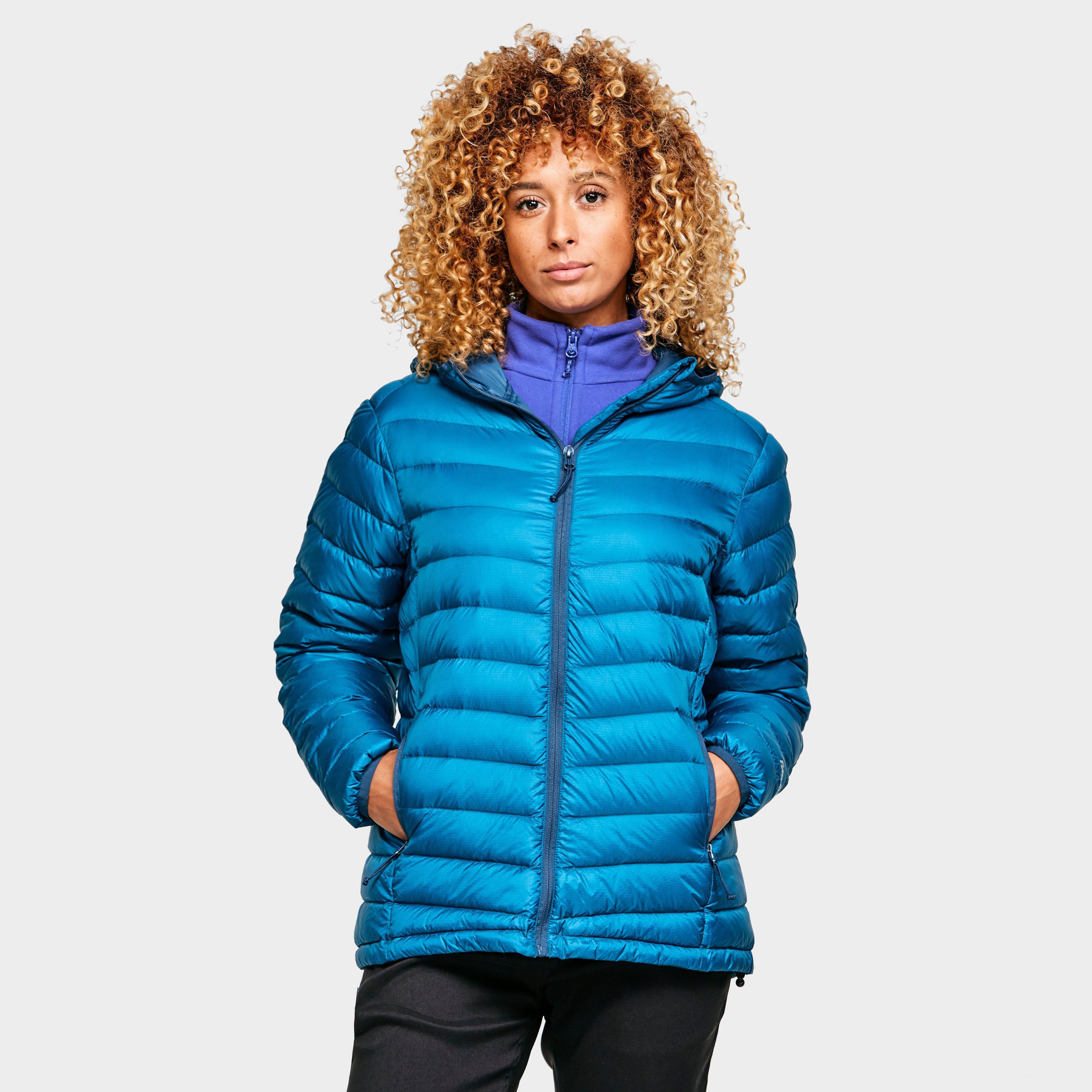 Peter Storm Womens Packlite Alpinist Jacket - Blue/mbl  Blue/mbl
