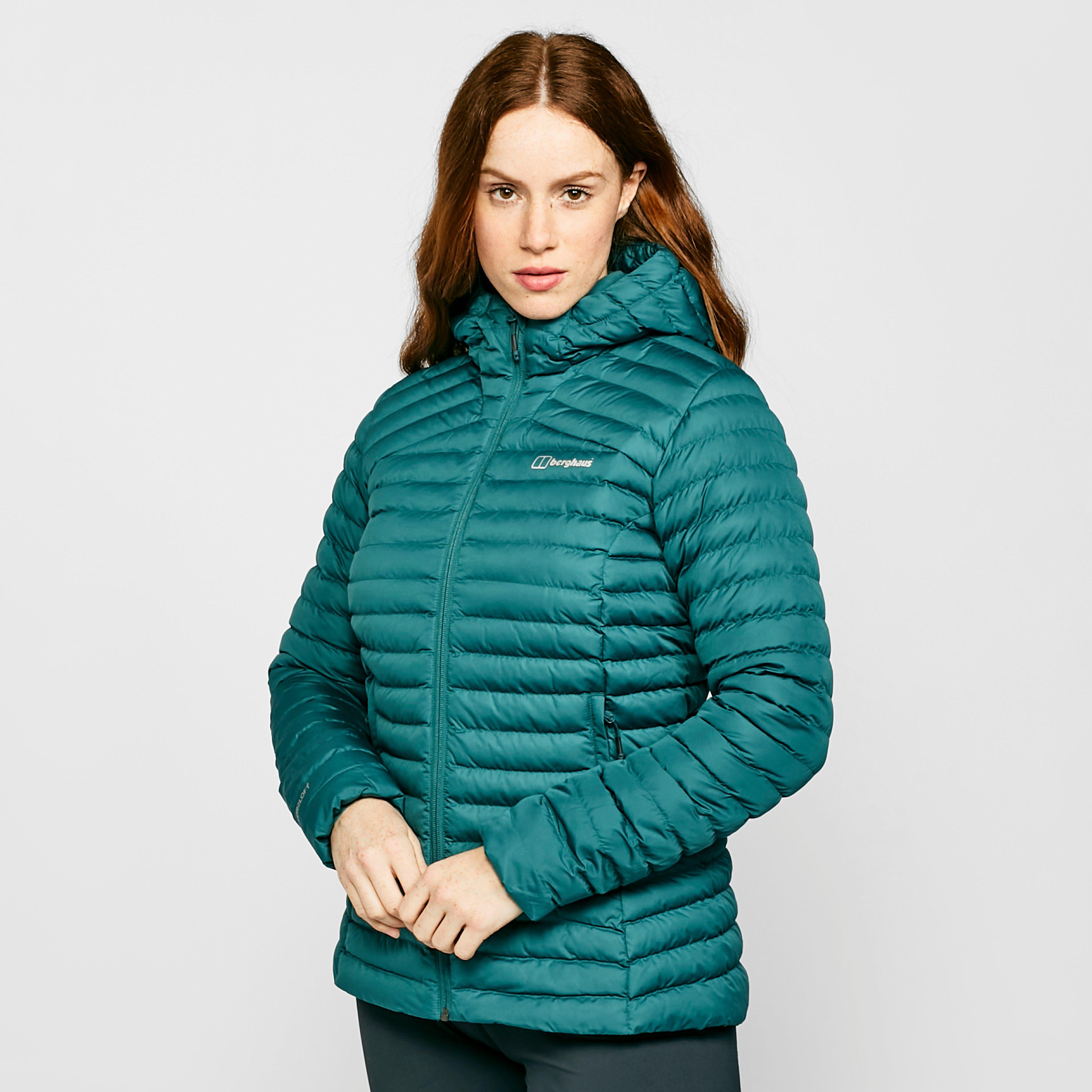 Berghaus Womens Talmine Jacket - Blue/grn$  Blue/grn$