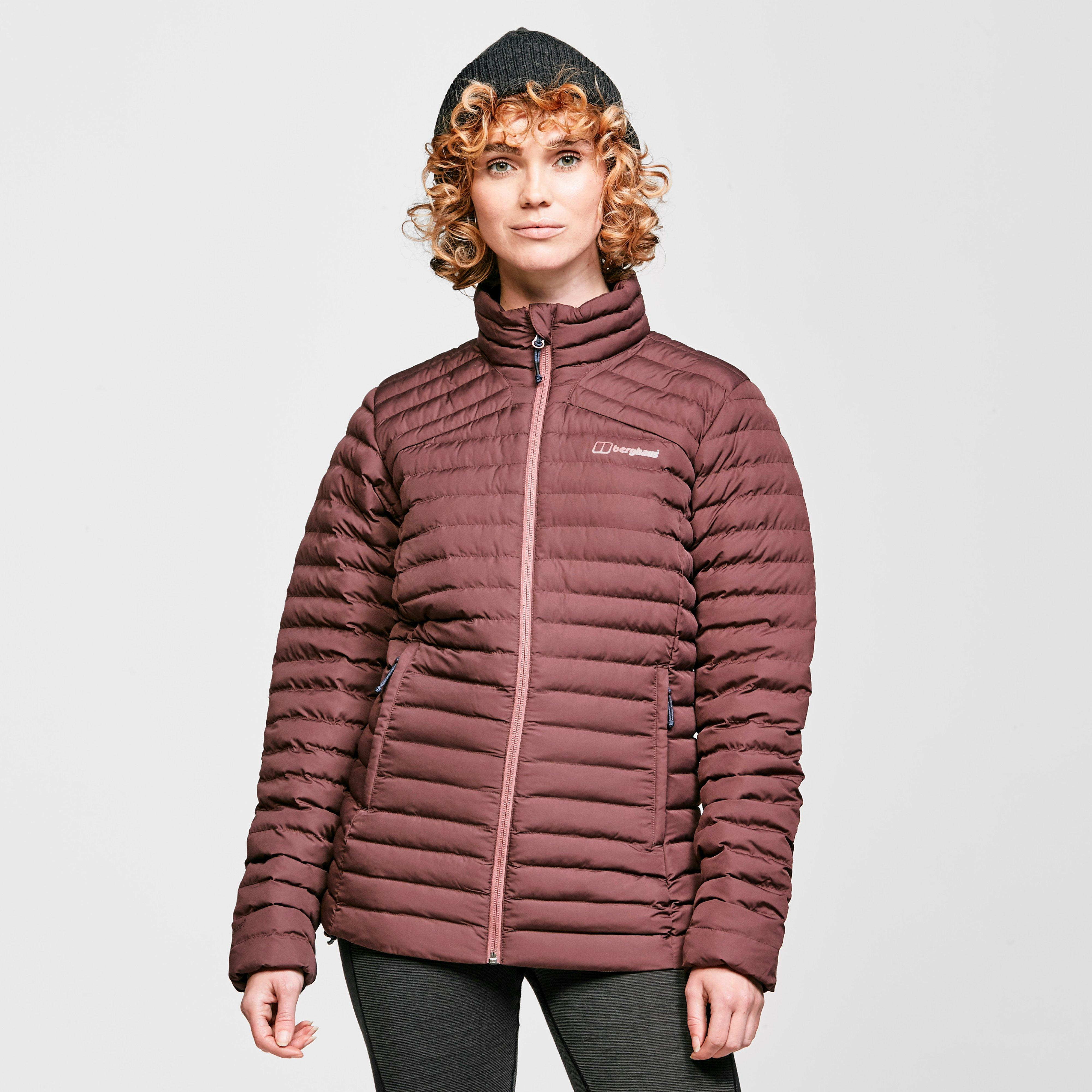 Berghaus Womens Nula Insulated Jacket - Red/red  Red/red