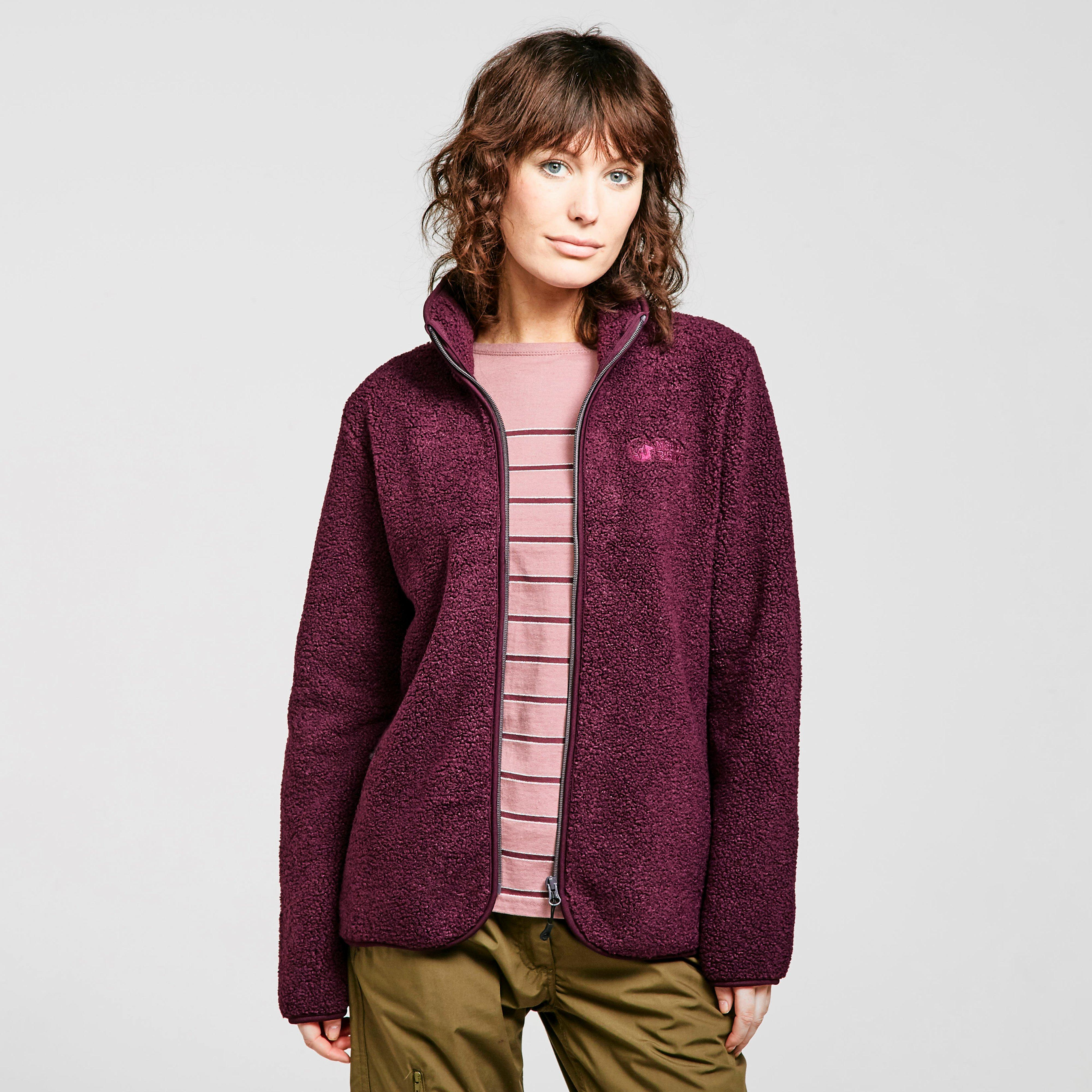 North Ridge Womens Emlin Fleece - Purple/purple  Purple/purple