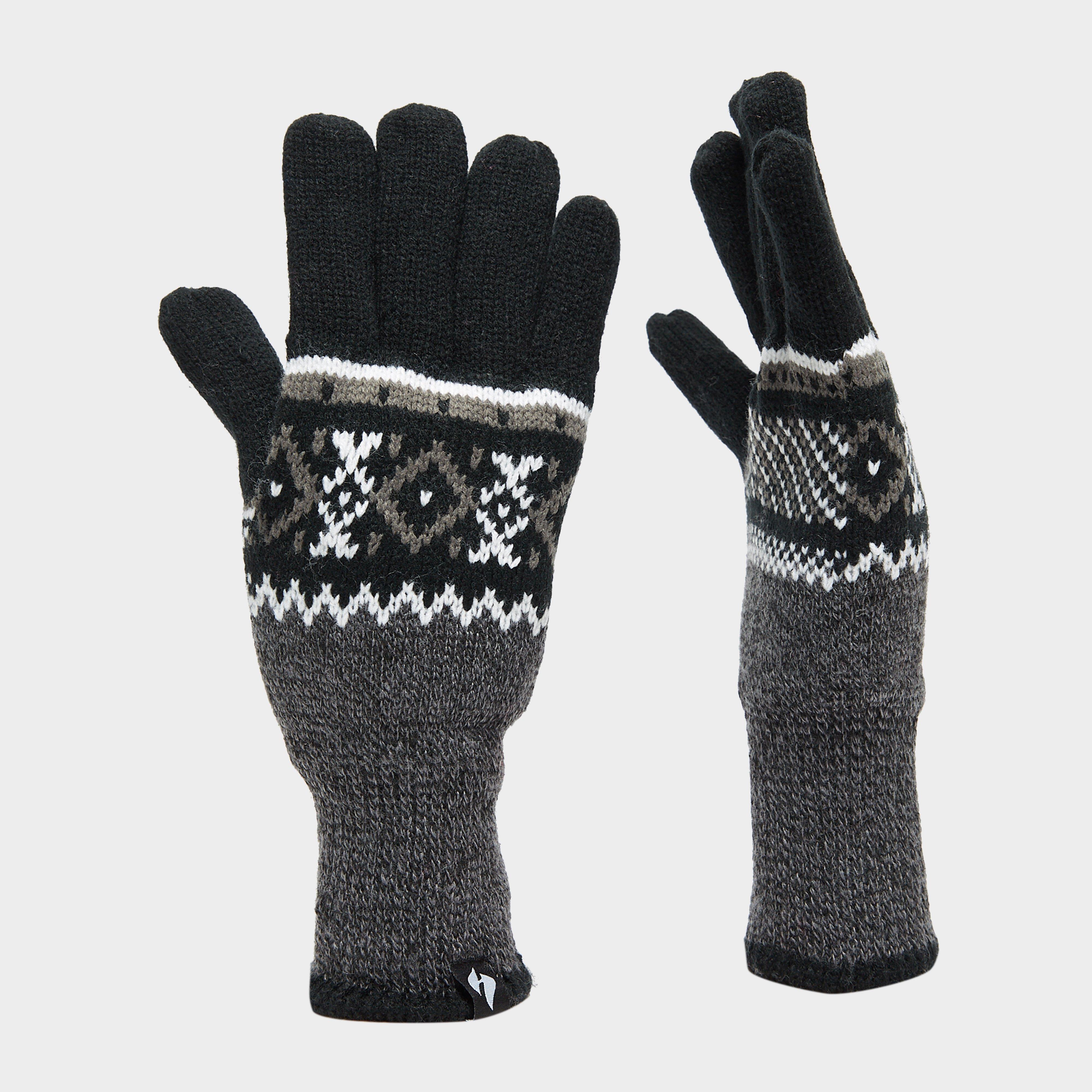 Lifeventure Thermal Mug - Black  Black
