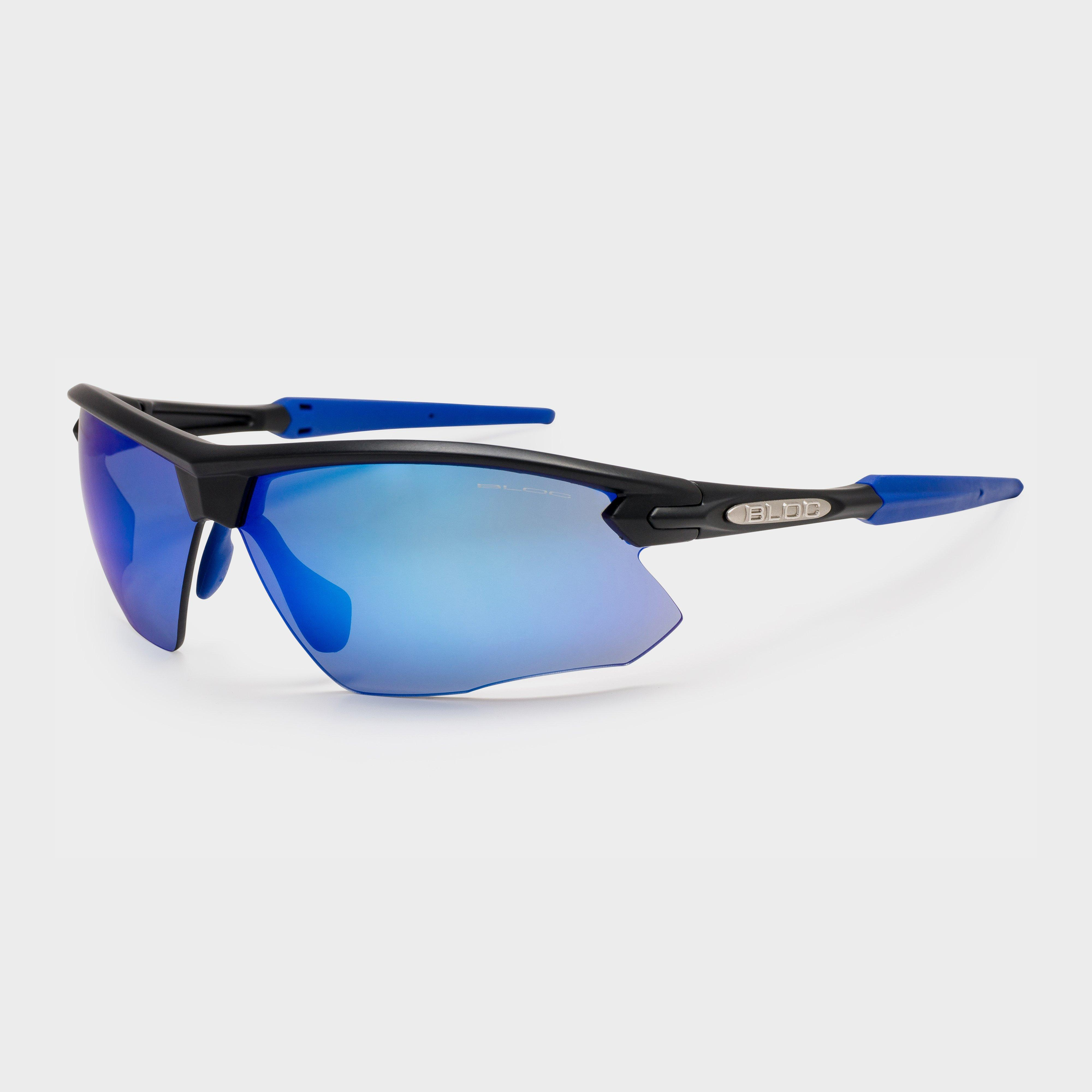 Bloc Fox Xb760 Sunglasses - Blue/black  Blue/black