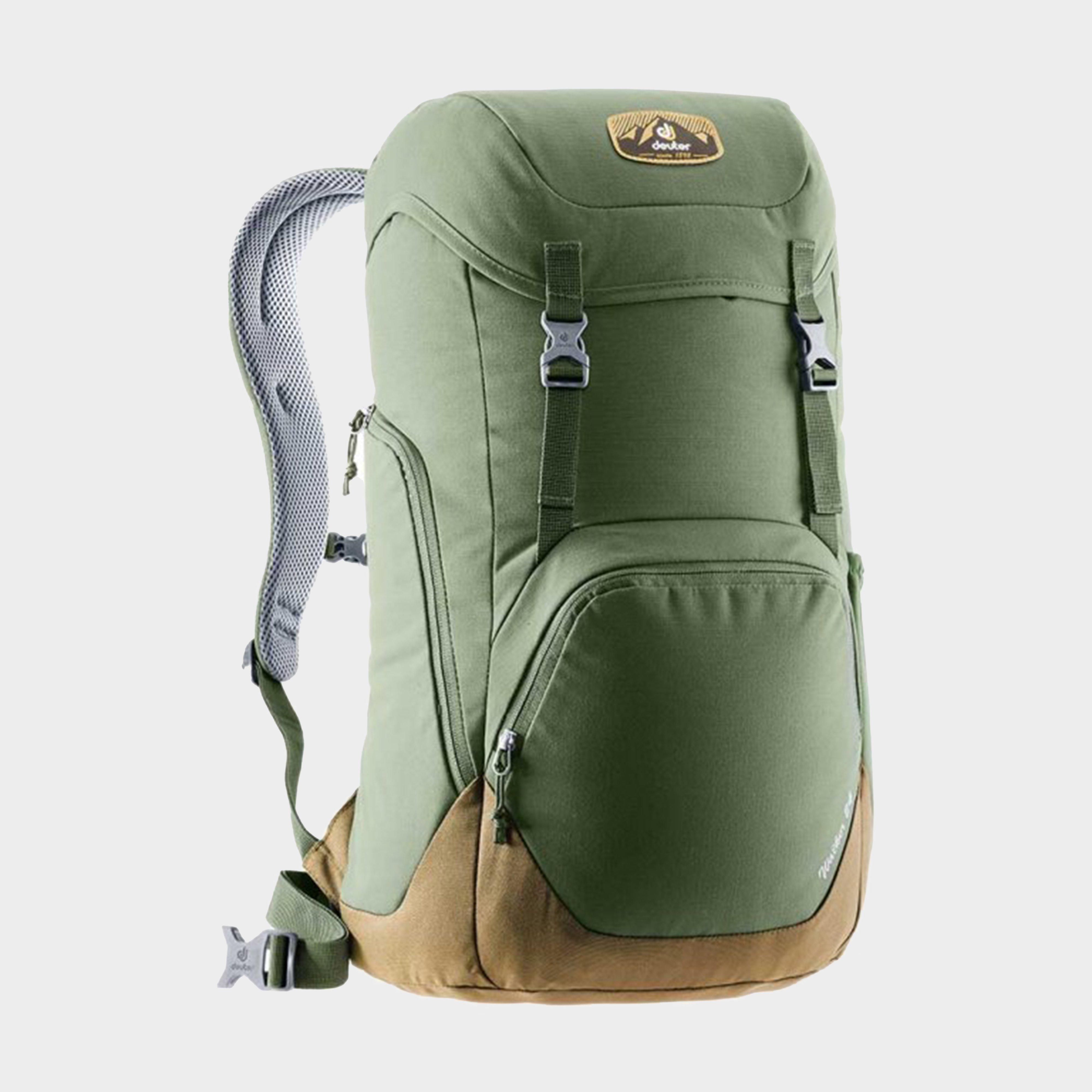 Deuter Walker 24 Litre Daypack - Green/green  Green/green
