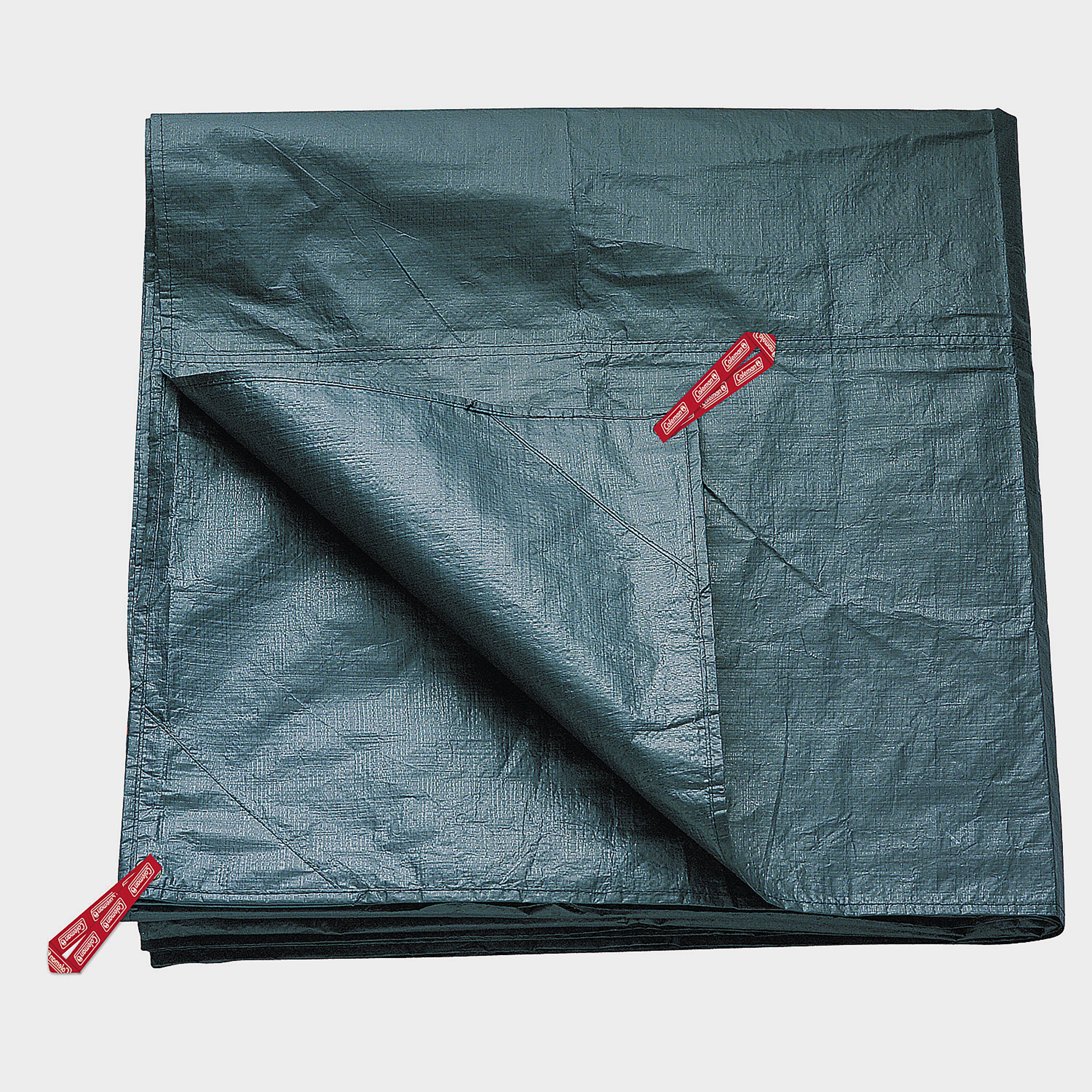 Coleman Tent Footprint 4 - Blk/blk  Blk/blk
