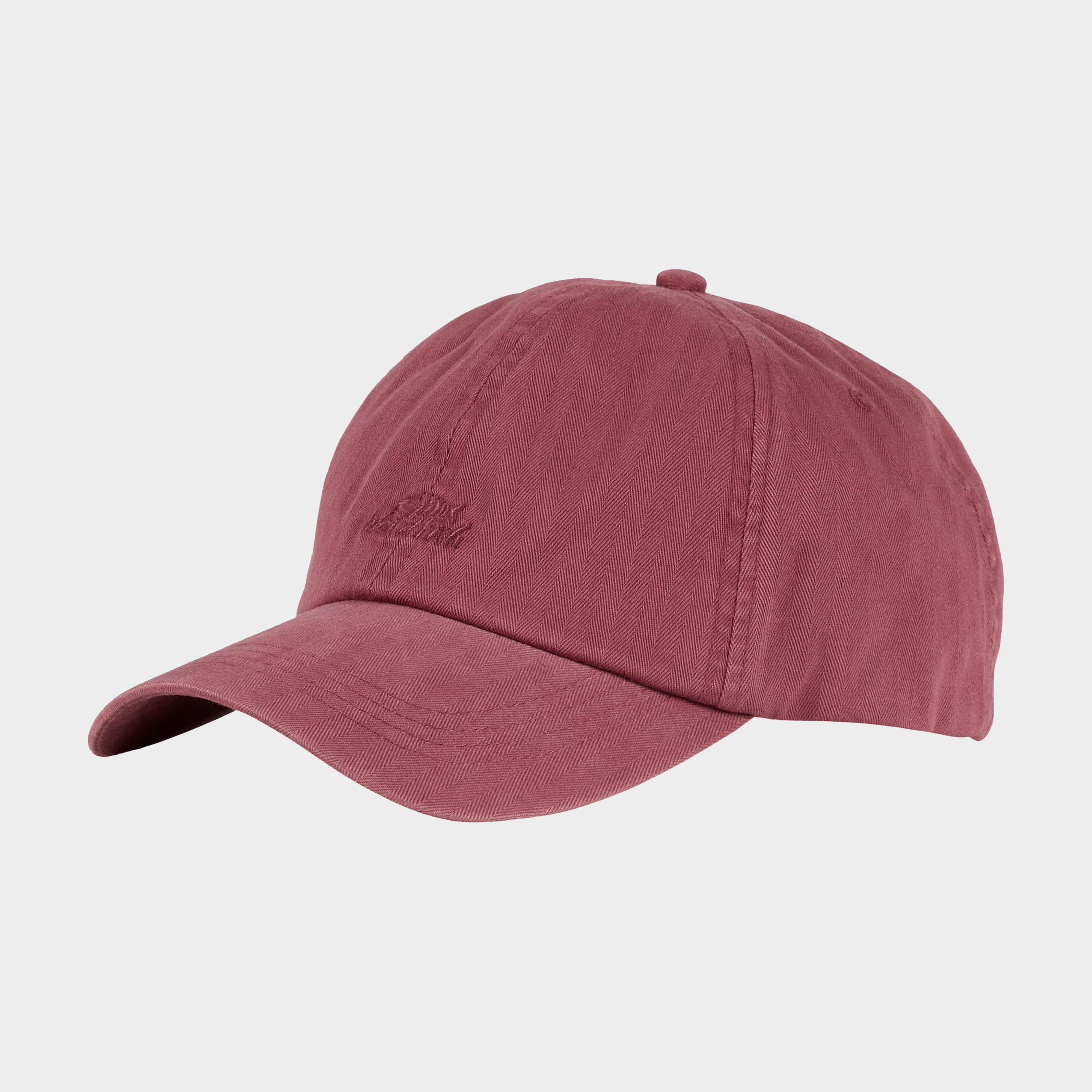 Weird Fish Mens Scarfell Cap - Red/red  Red/red