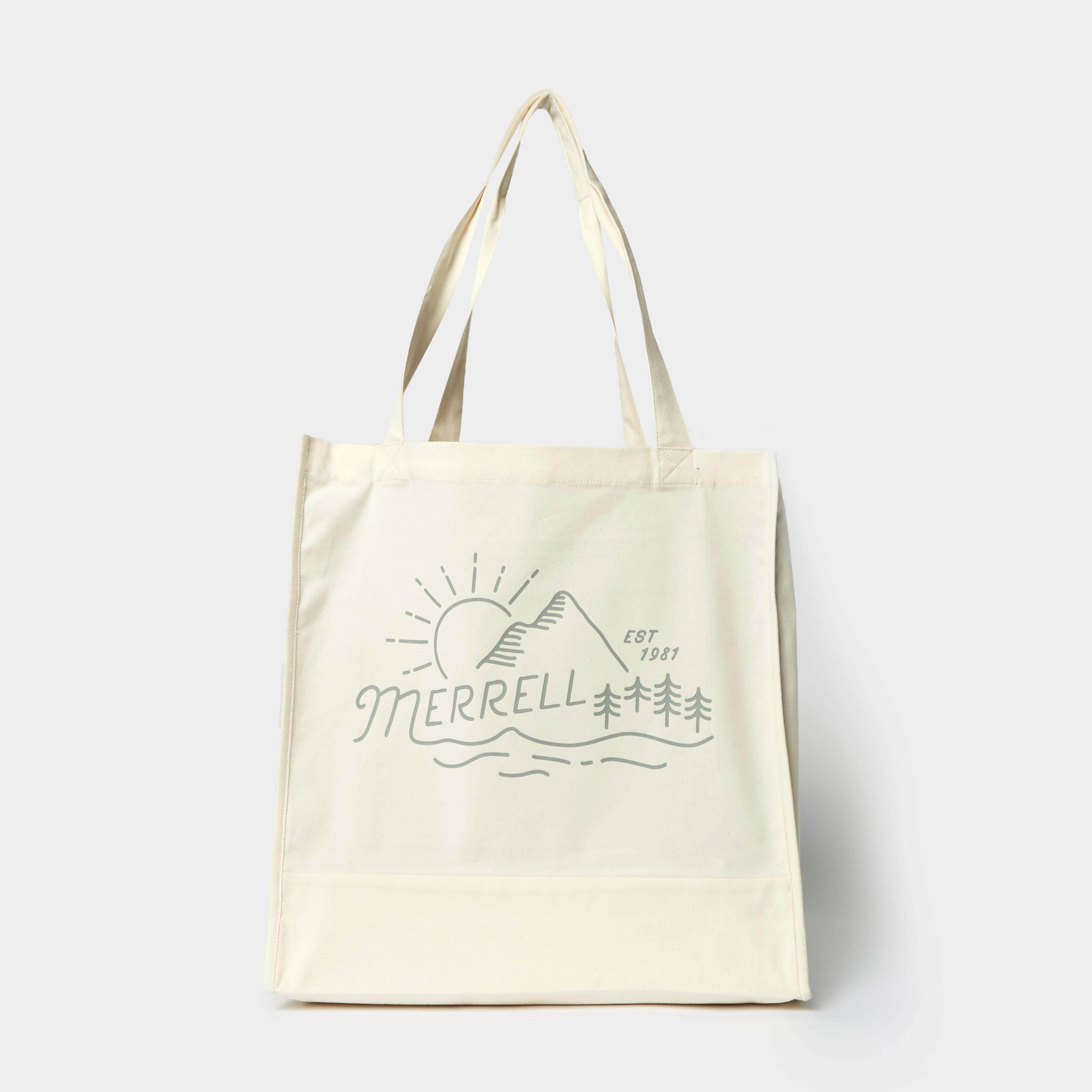 Merrell Trailhead Canvas Tote Bag - Beige/beige  Beige/beige