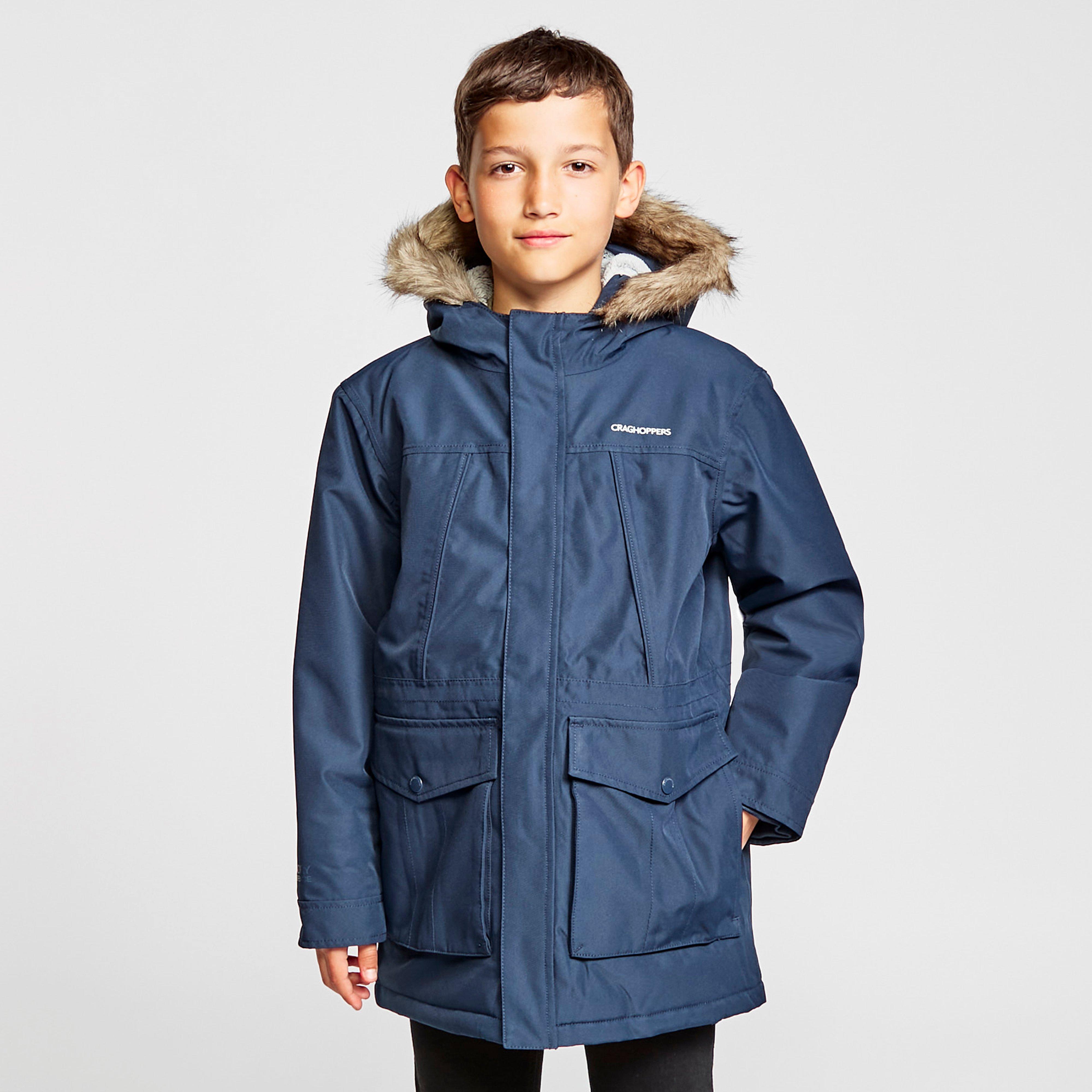 Craghoppers Kids Marikio Jacket - Navy/navy  Navy/navy