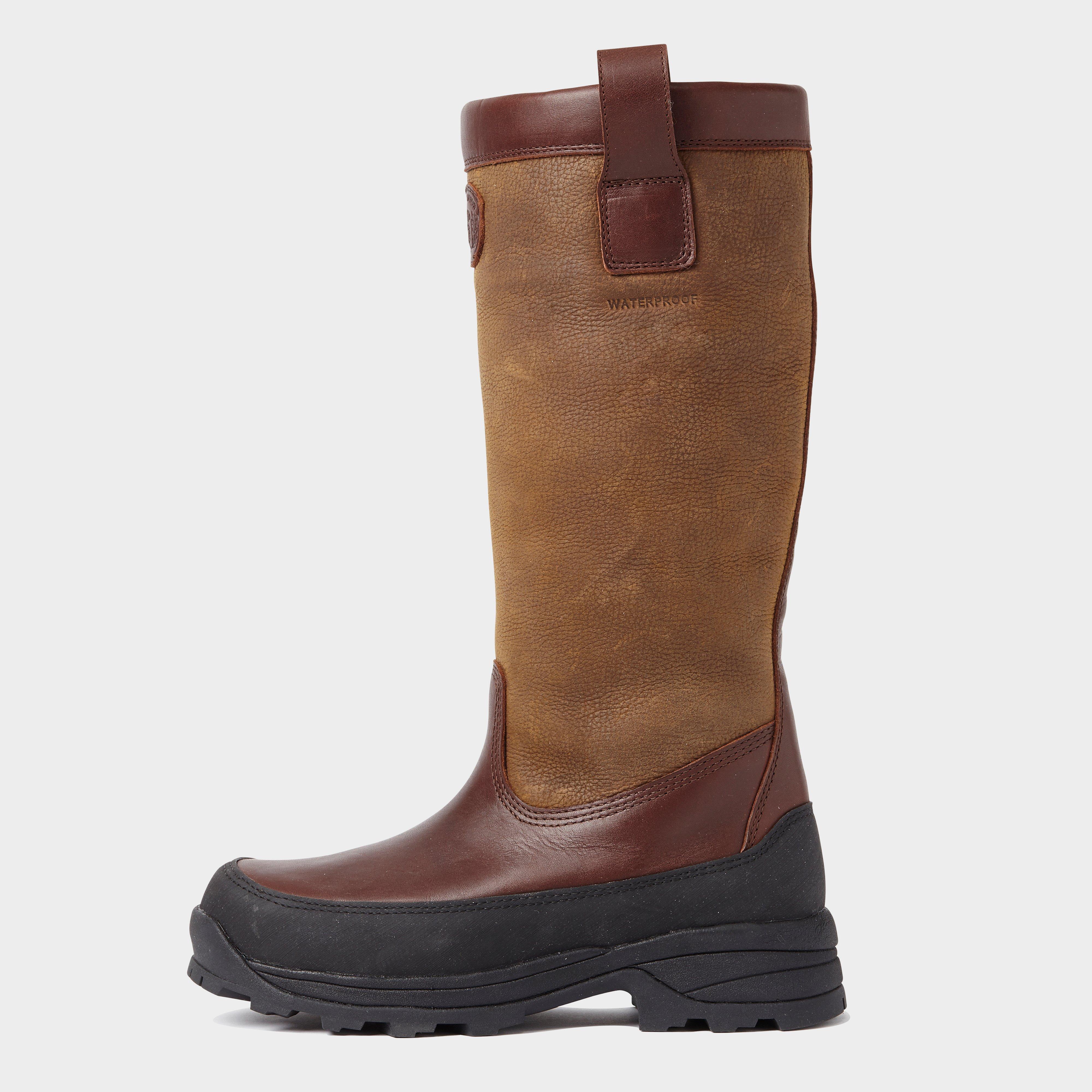 Royal Scot Mens Glencoe Boot - Brown/brown  Brown/brown