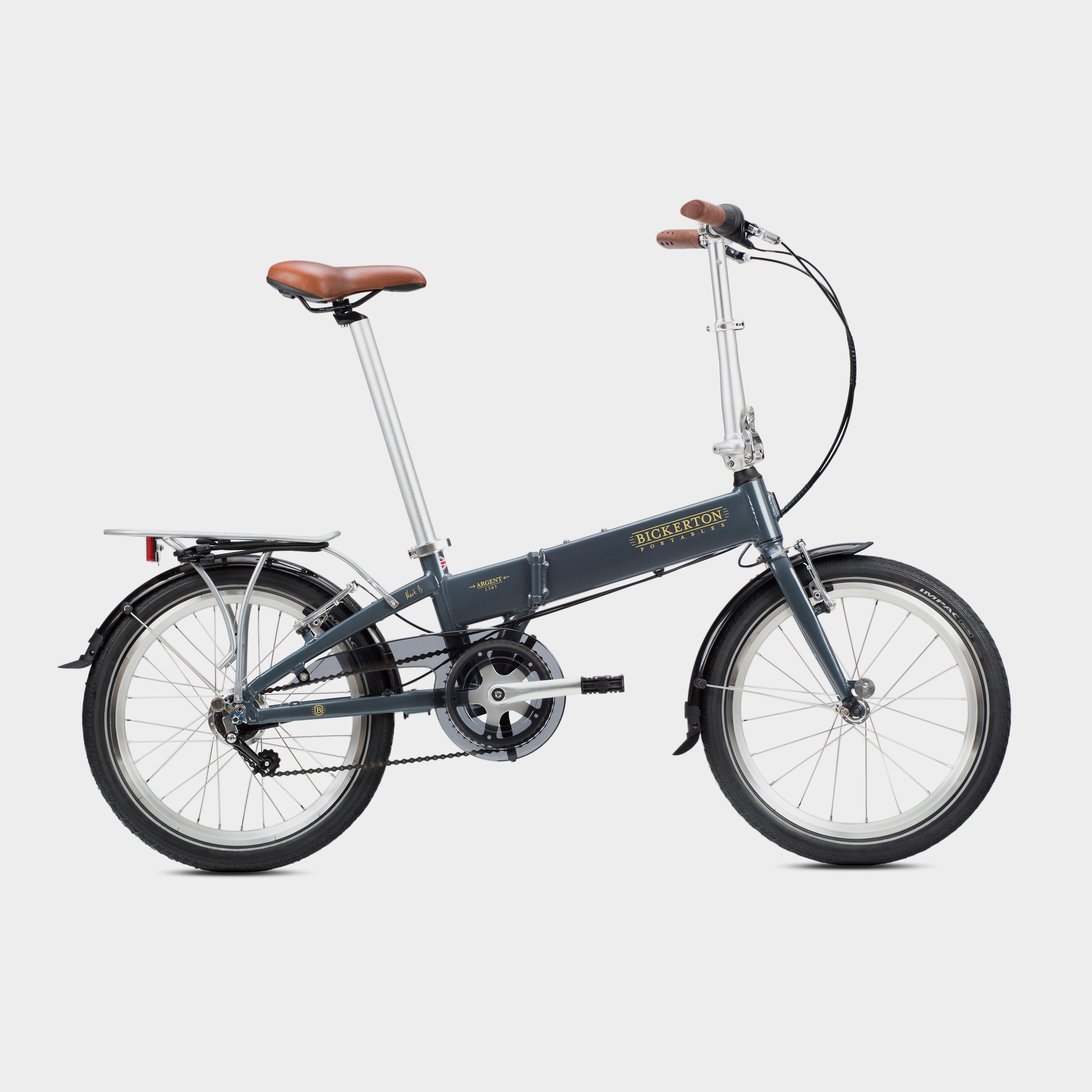 Bickerton Bickerton Argent 1707 City Folding Bike - Grey/grey  Grey/grey