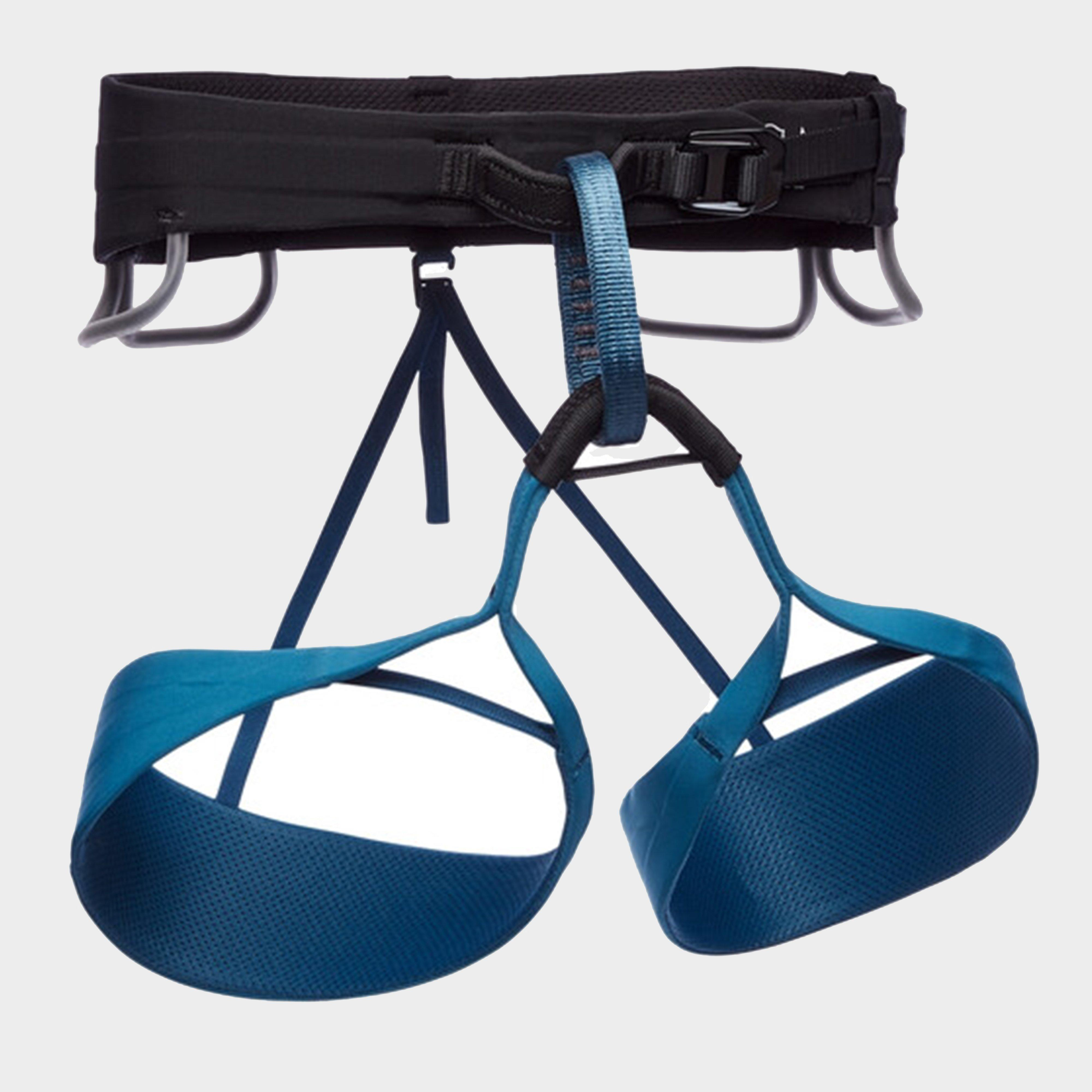 Black Diamond Mens Solution Harness - Blue/b  Blue/b
