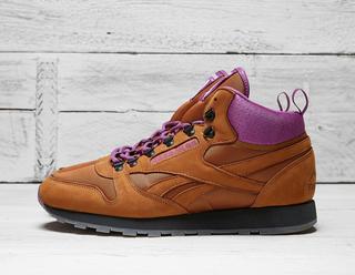x Footpatrol Classic Leather Mid