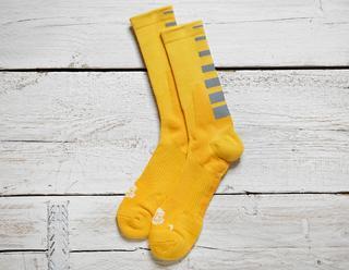 Half Calf Gradient Sock