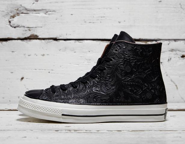 Chuck Taylor '70 OX Hi Embossed Floral