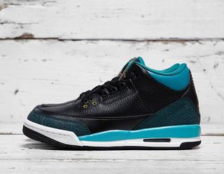 Retro 3 GG 'Bleached Turquoise'