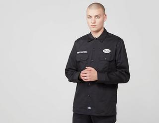 by Footpatrol Slim Work Shirt