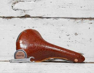 x Brooks Leather Saddle