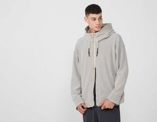 Day One Waffle Hooded Track Top