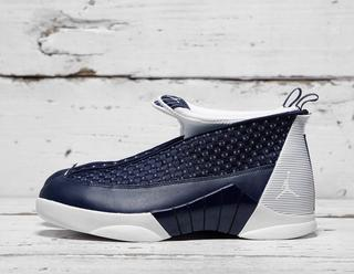 Air Retro 15 Obsidian