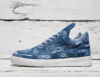 Low Top Denim
