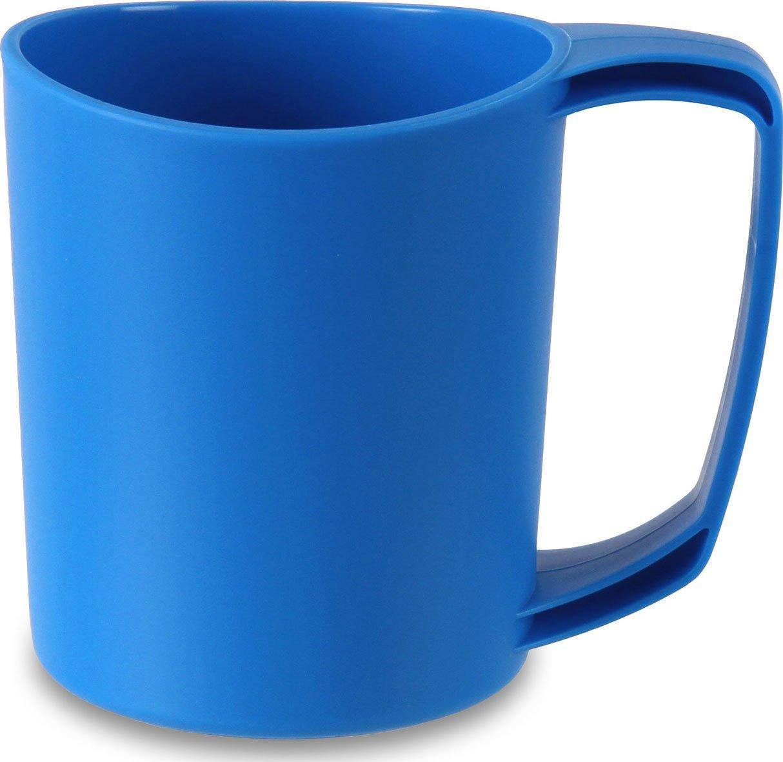 LIFEVENTURE Ellipse Camping Mug, Blue
