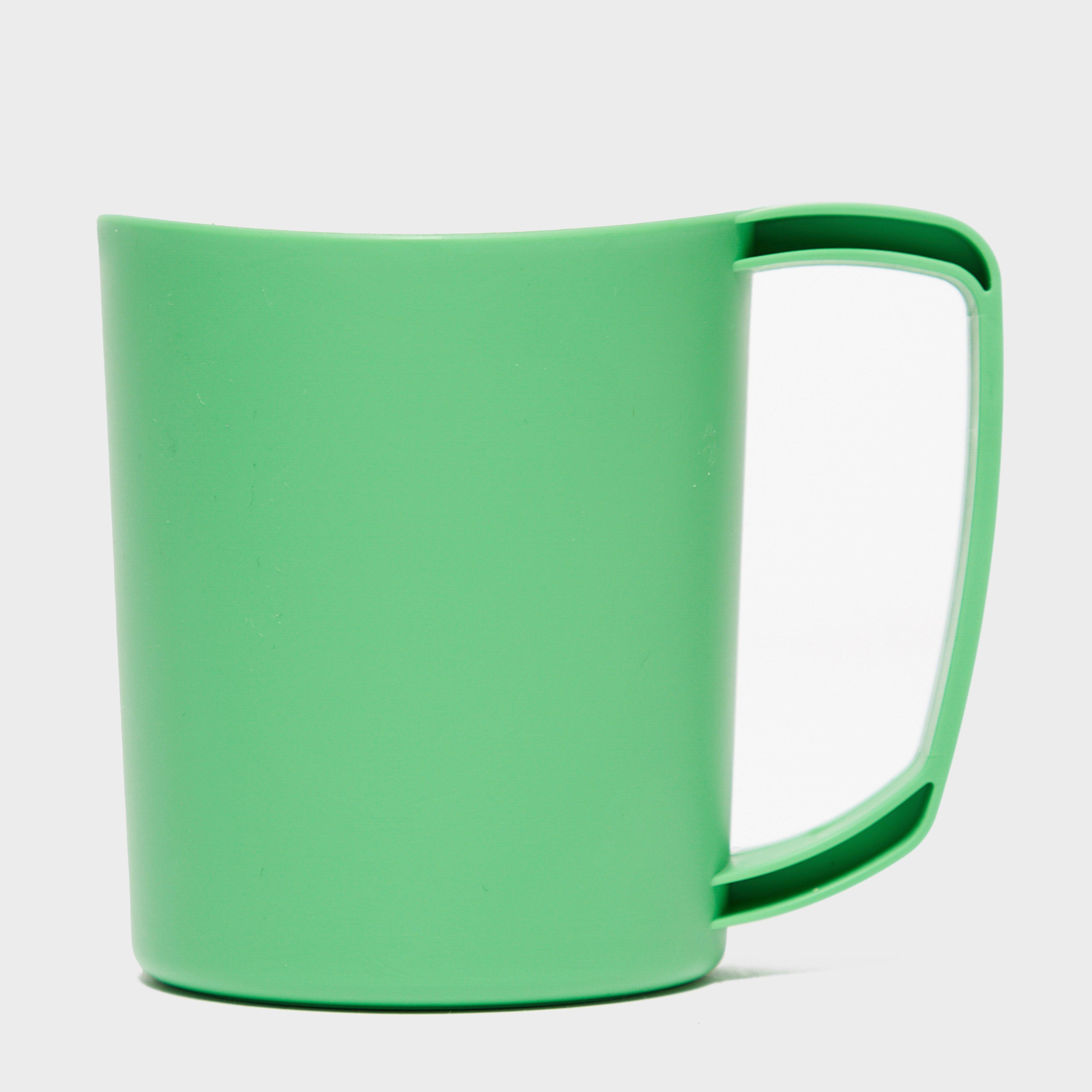 LIFEVENTURE Ellipse Camping Mug, Green
