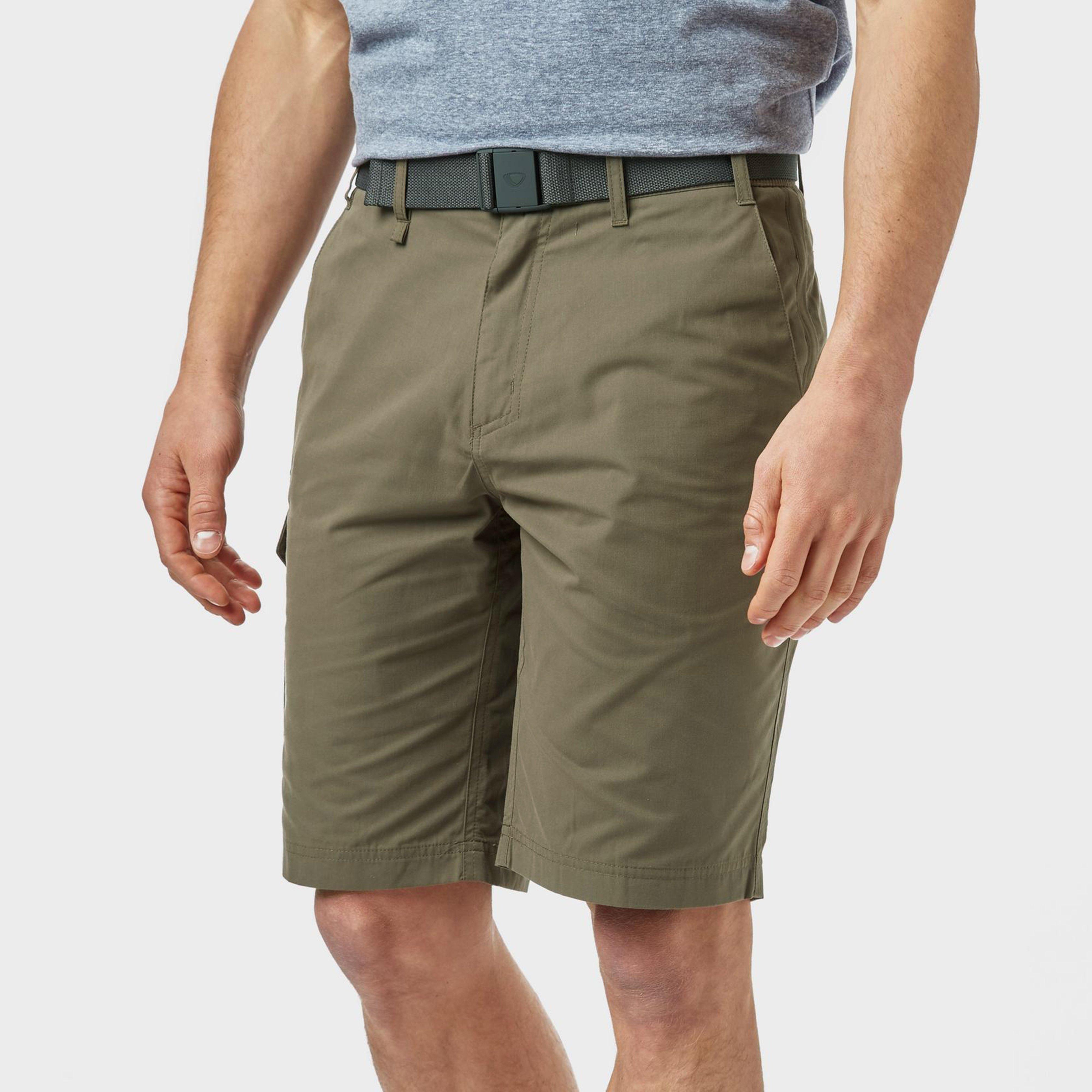 Brasher Men's Shorts, Brown/Brown