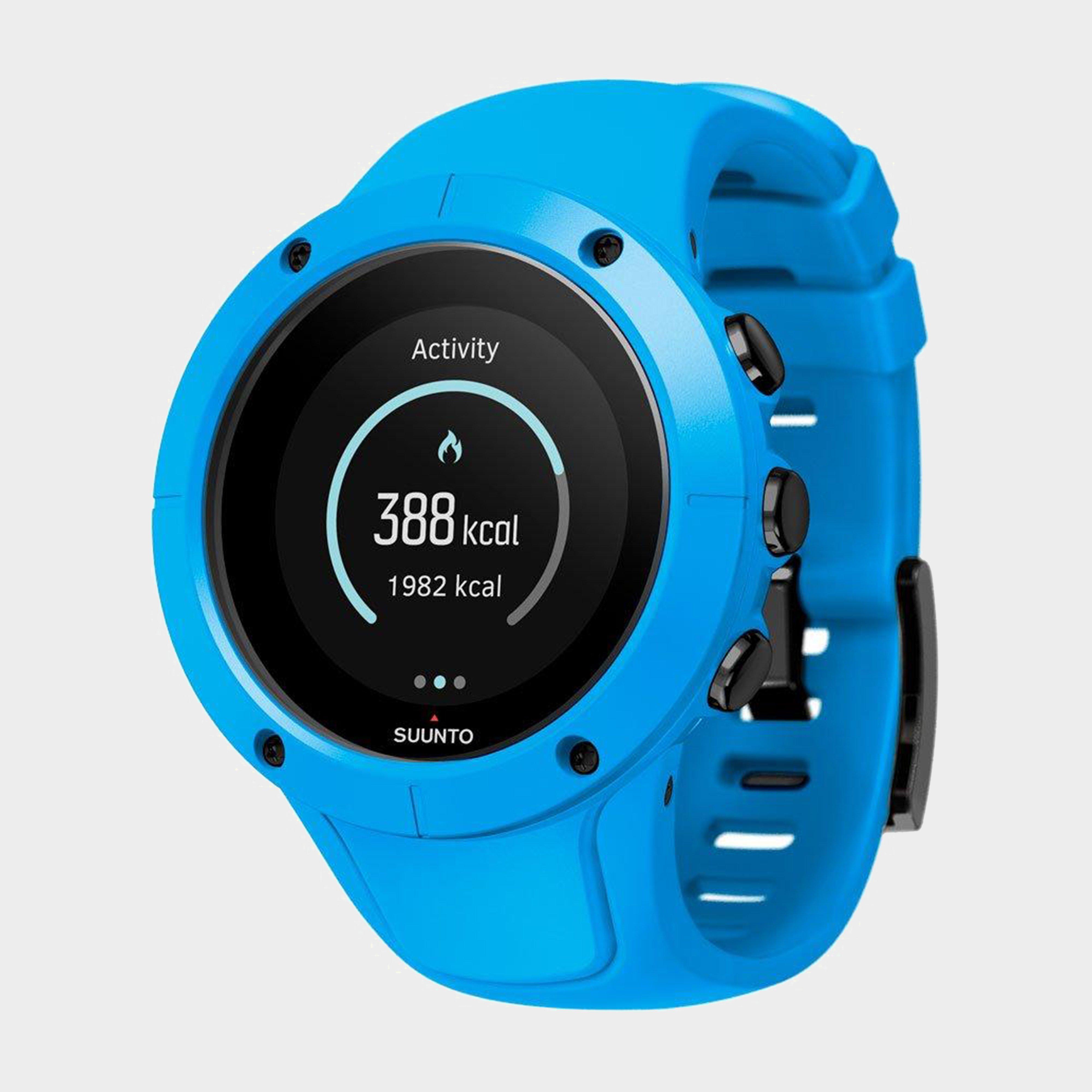 Suunto Spartan Trainer Wrist HR, BLUE