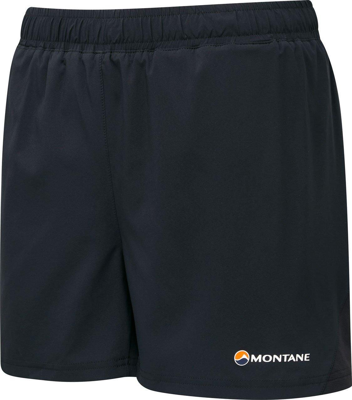 Montane Women's Claw Shorts, BLACK/BLK