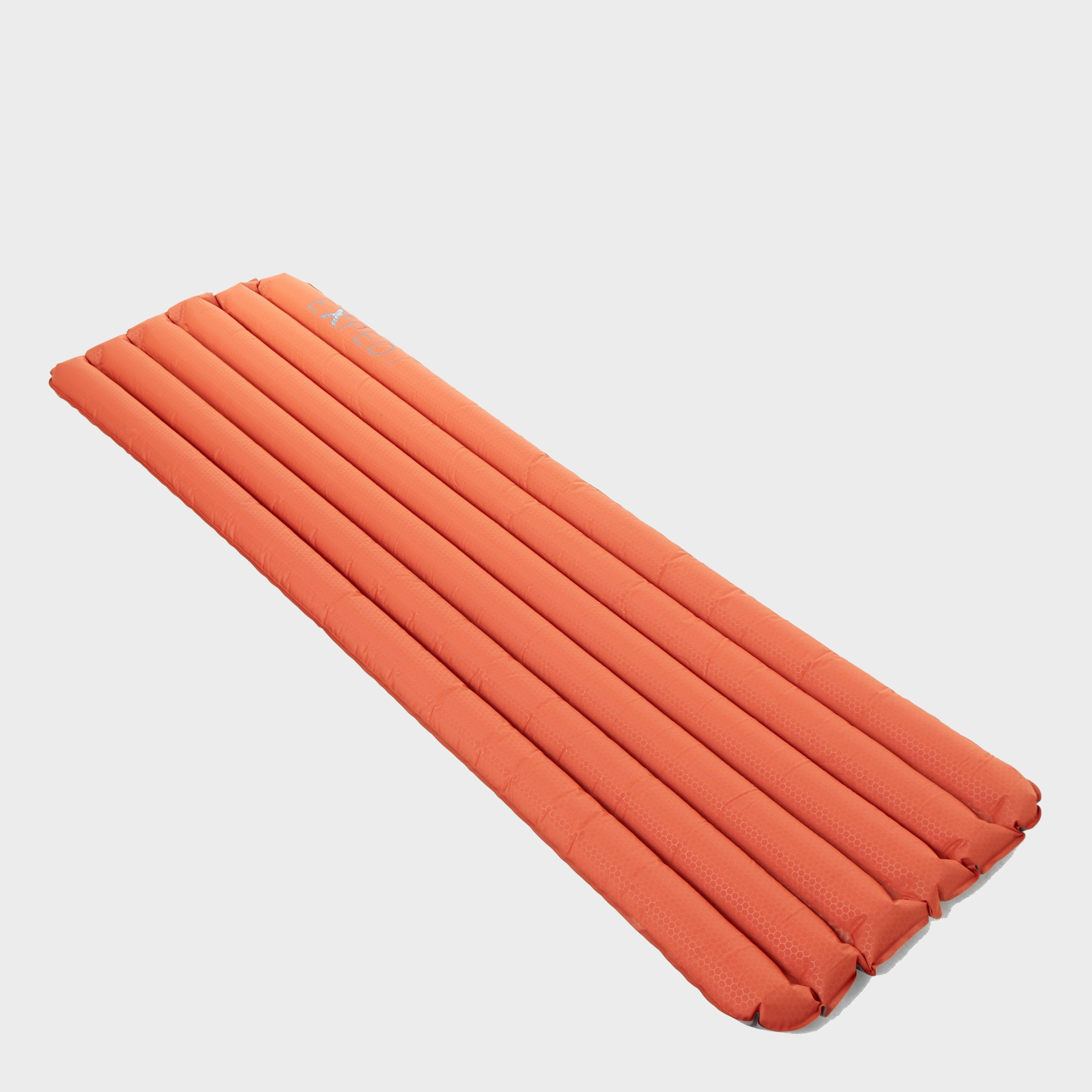EXPED XP Synmat B Sleeping Mat 7.5M, RED/RED