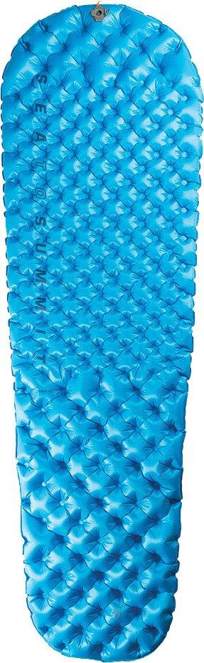 Sea To Summit Comfort Light Mat (with free Air Stream Pump Sack), BLUE/BLU