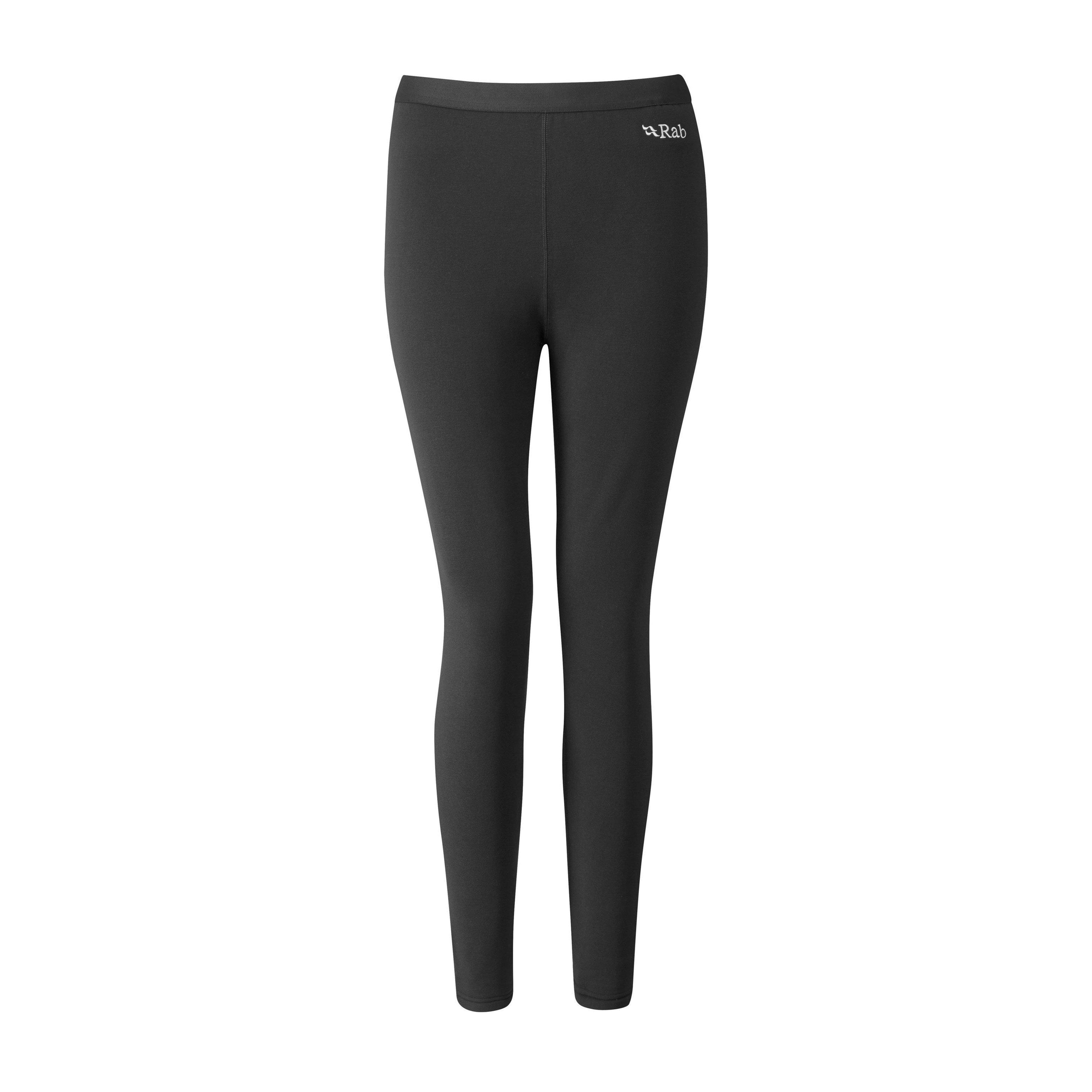 Rab Women's Power Stretch Pro Pants, BLACK/WOMENS