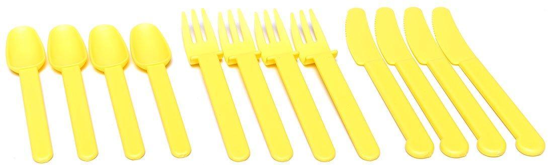 HI-GEAR 12 Piece Cutlery Set, NOCOLOUR/SET
