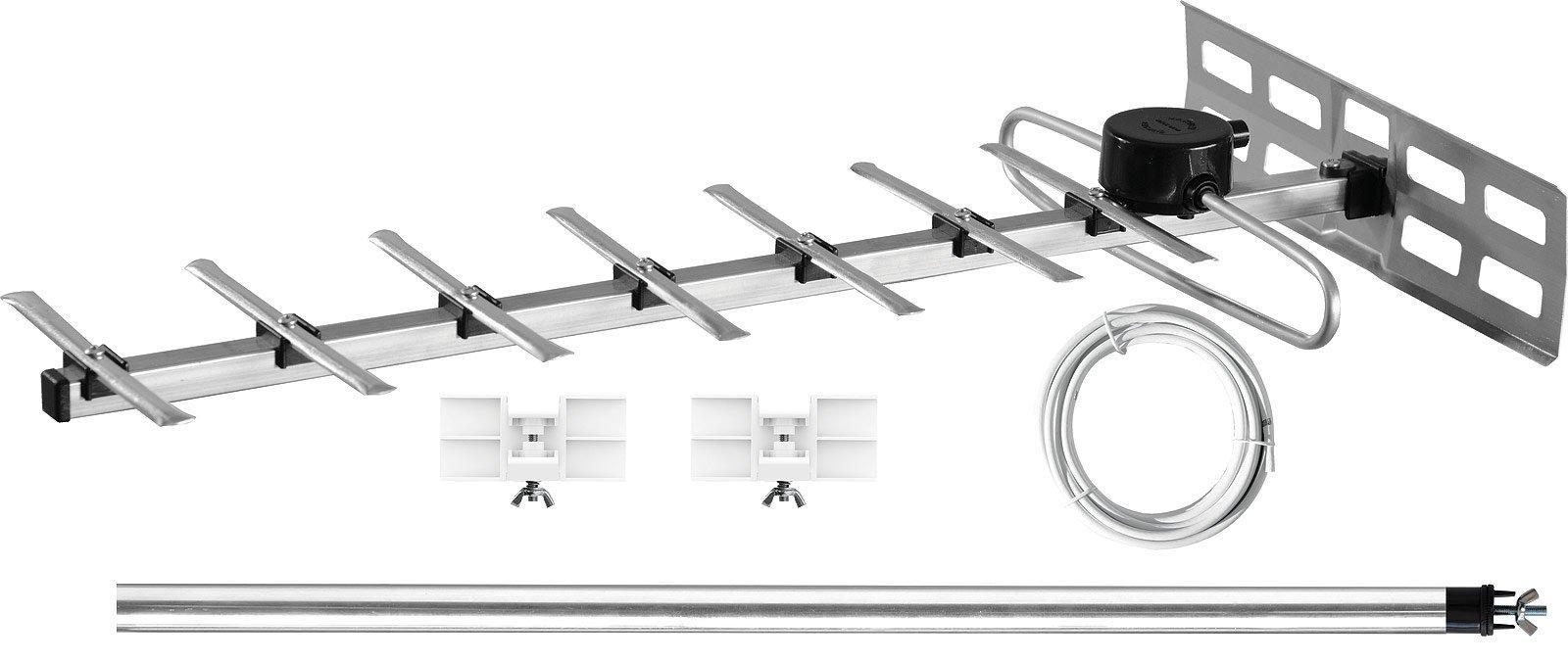 CLEARANCE 8-Element UHF TV Aerial Kit, NOCOLOUR/K