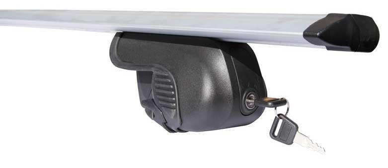 Summit Integrated Roof Bar 532, NOCOLOUR/RAIL