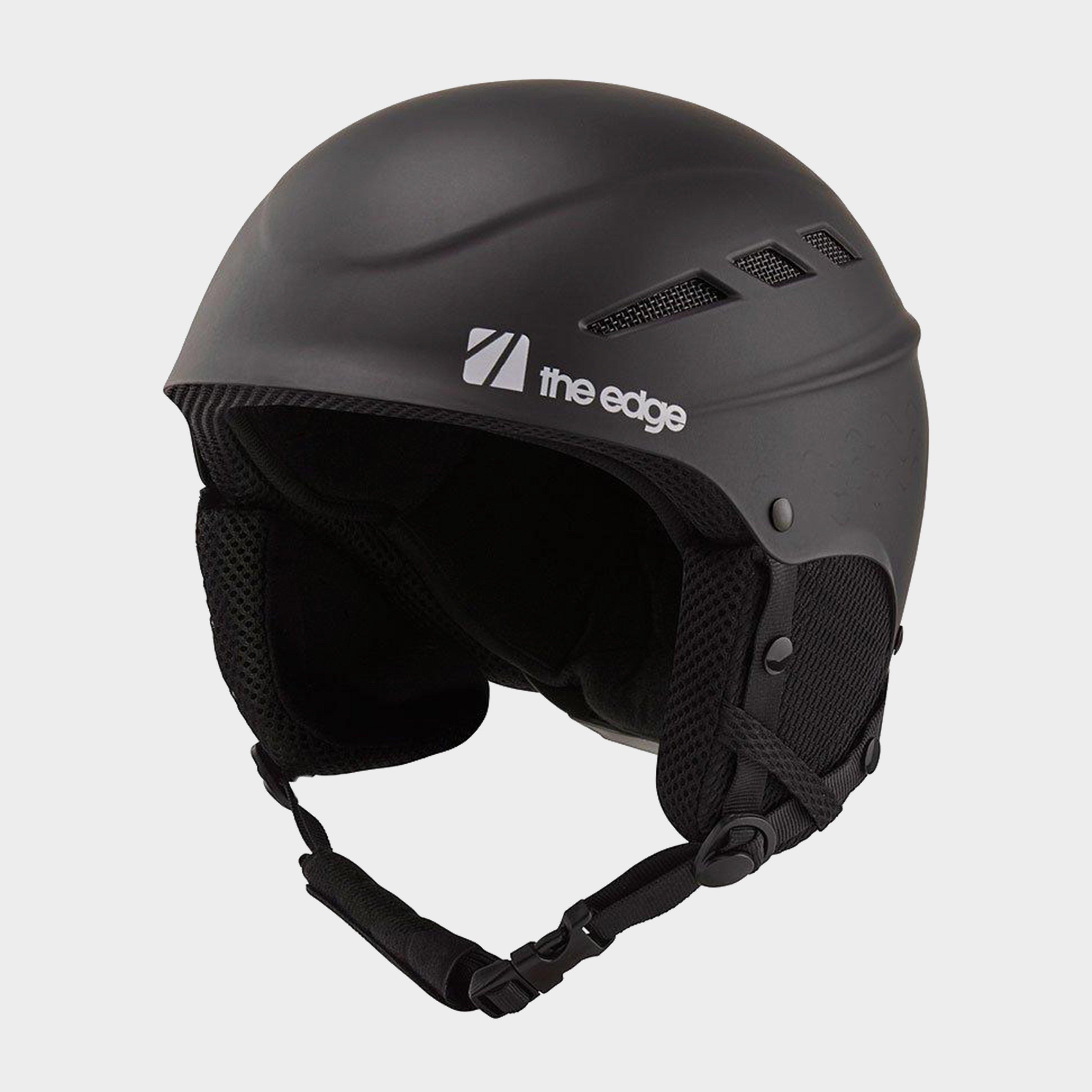 The Edge Yukio Snow Helmet, BLACK/HELMET