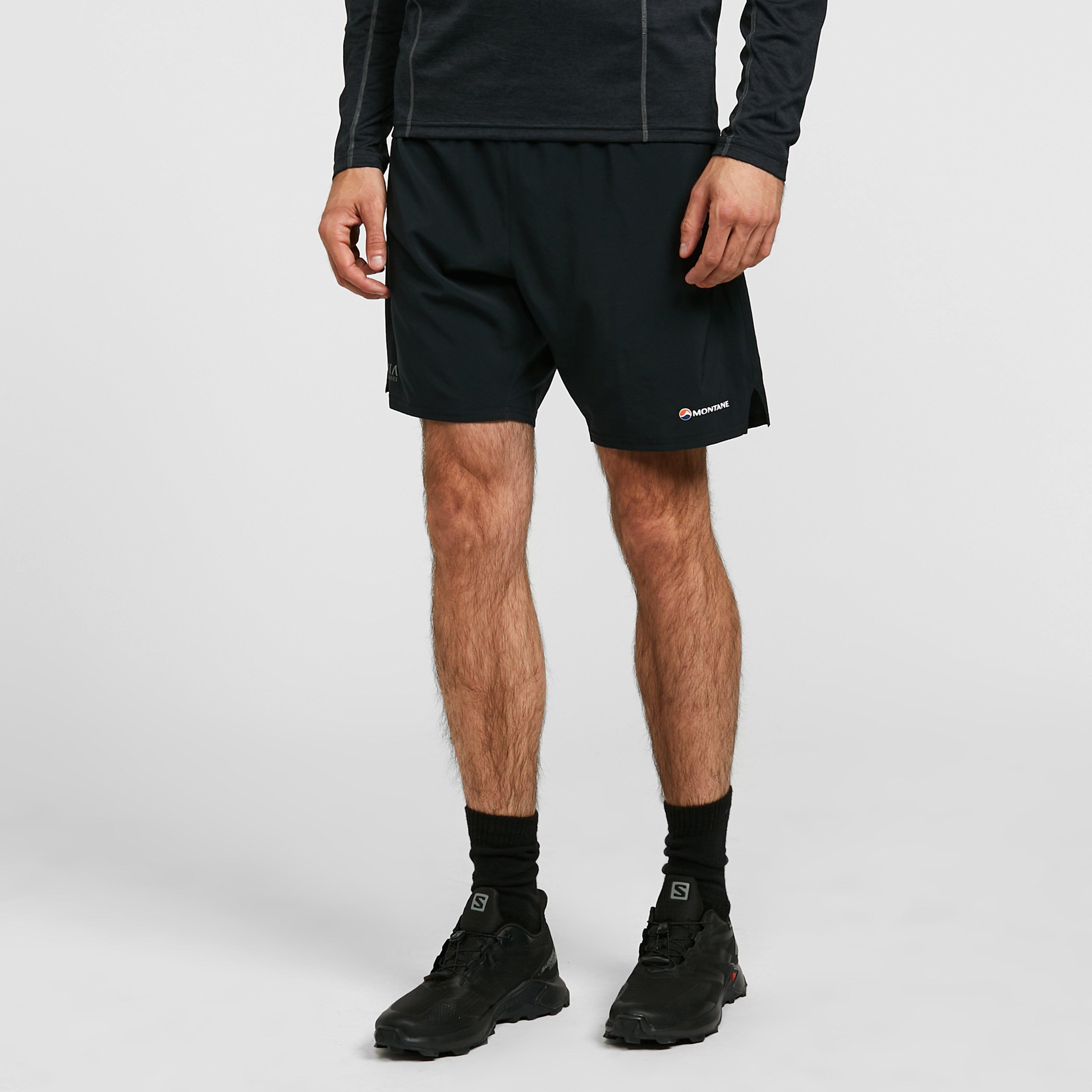 Montane Men's Razor Shorts, BLACK/SHORTS