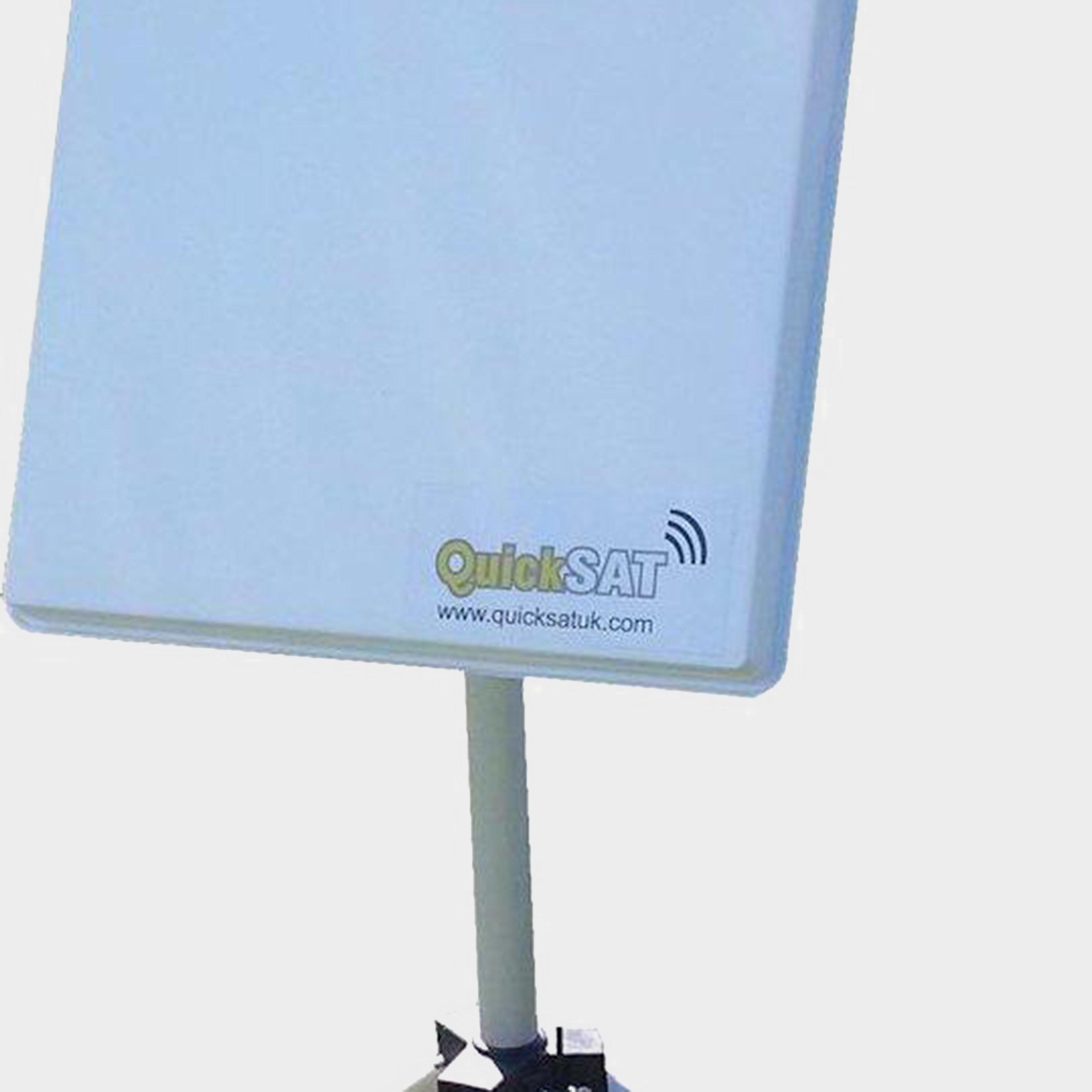 Falcon QS80 Portable Satellite TV System, NOCOLOUR/SYSTEM