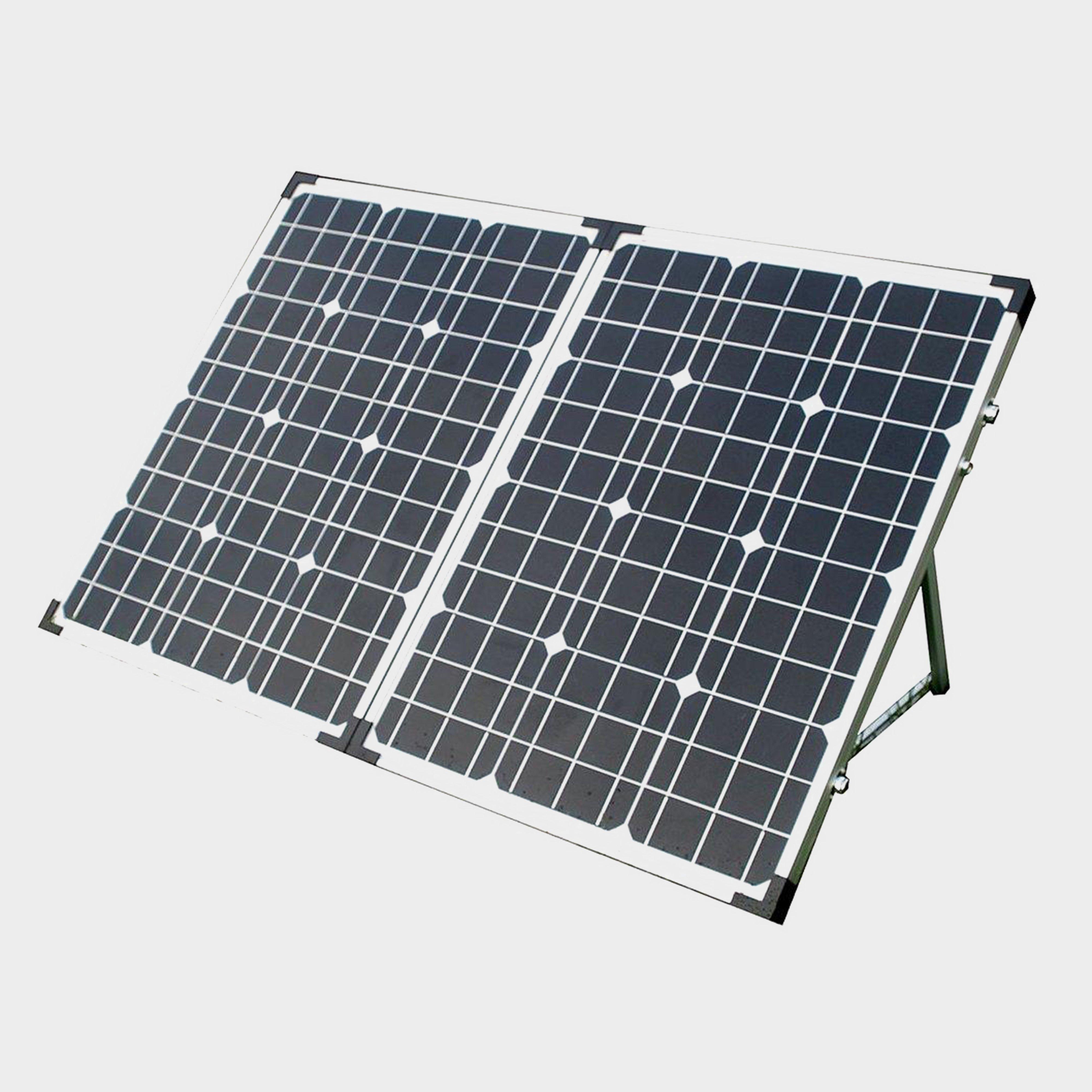 Falcon 100W 12V Folding Solar Panel for Caravan or Motorhome, NO COLOUR/PANEL