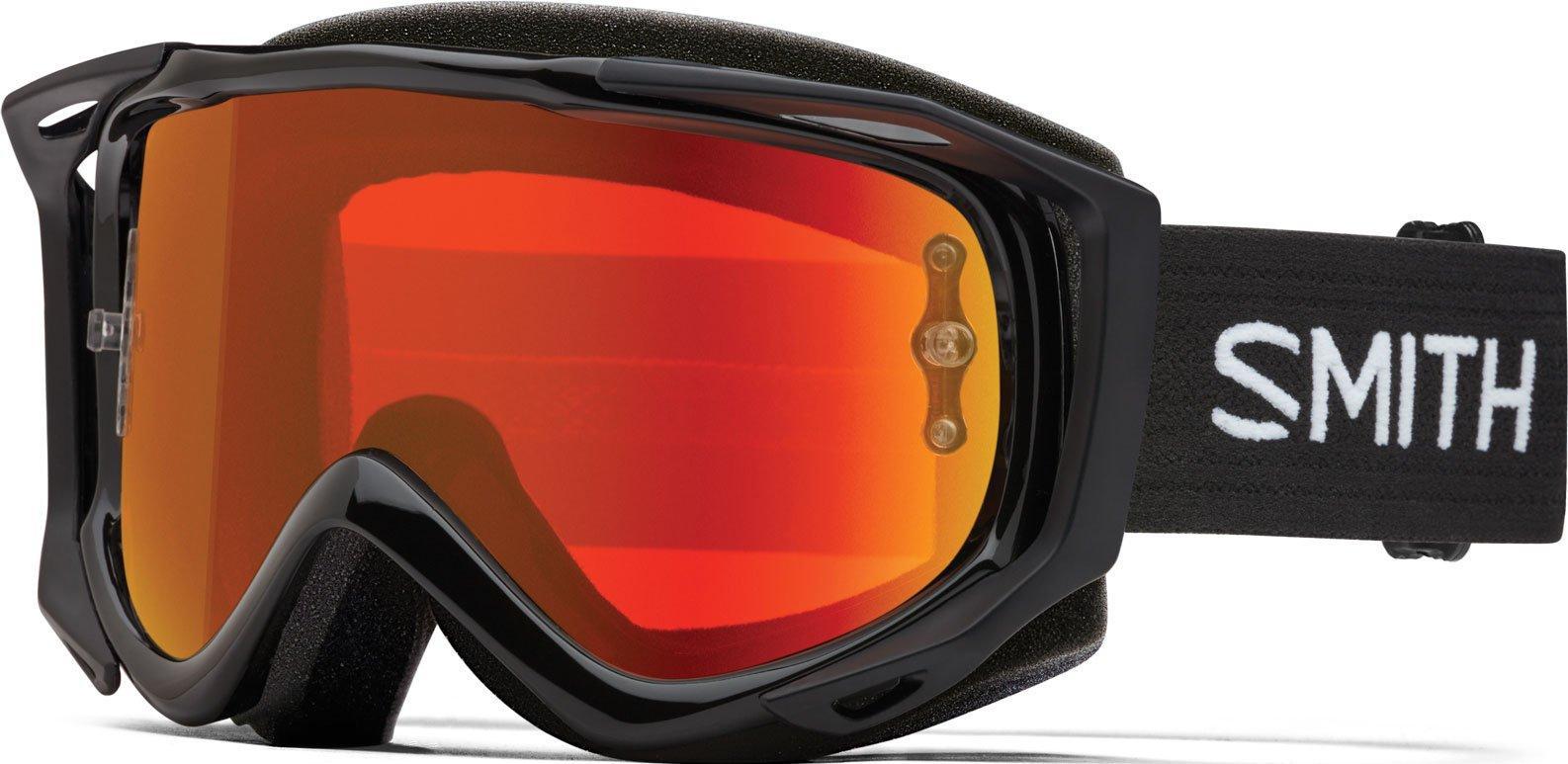 SMITH Fuel V2 Bike Goggles, BLACK/V2