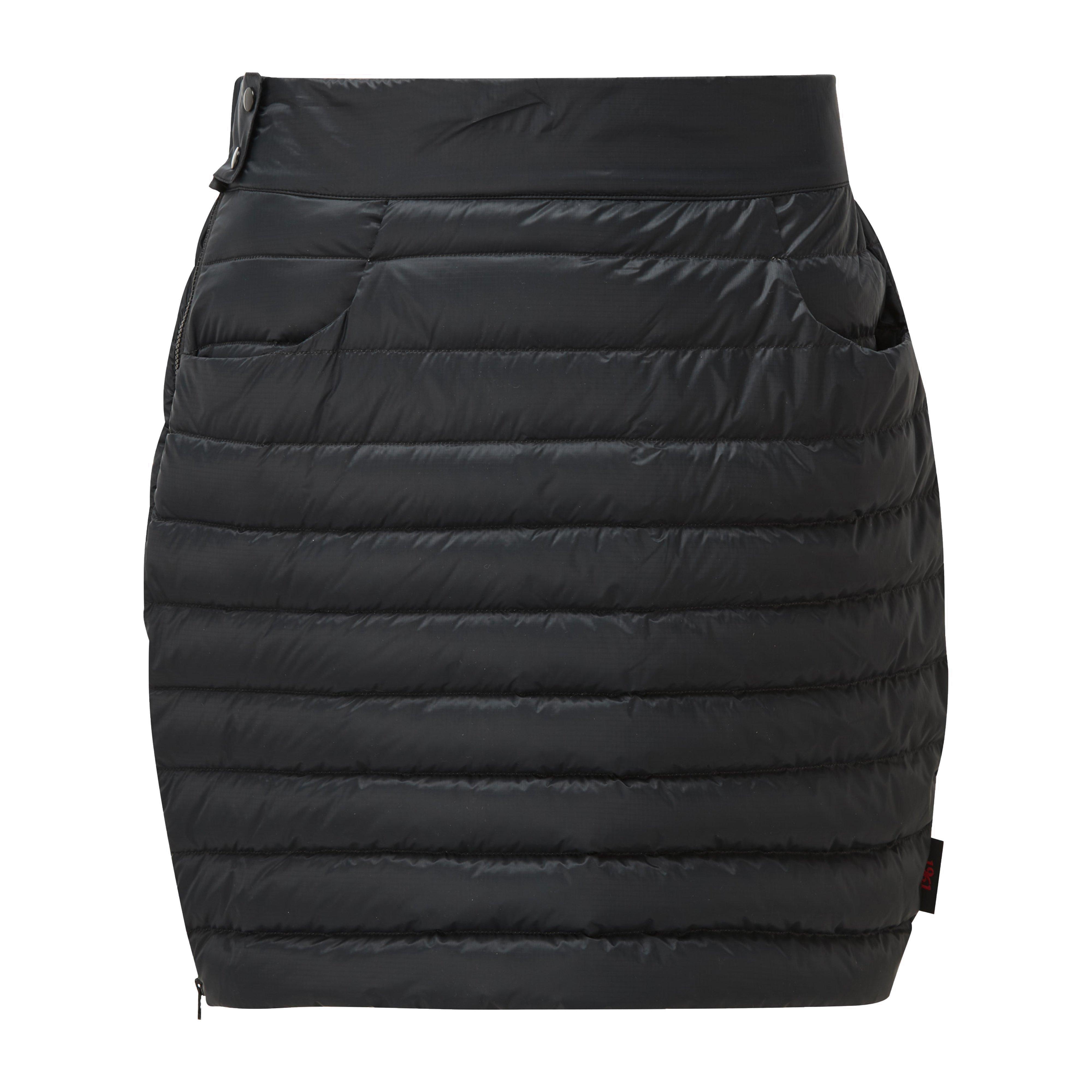 Mountain Equipment Women's Frostline Insulated Skirt, BLACK/SKIRT