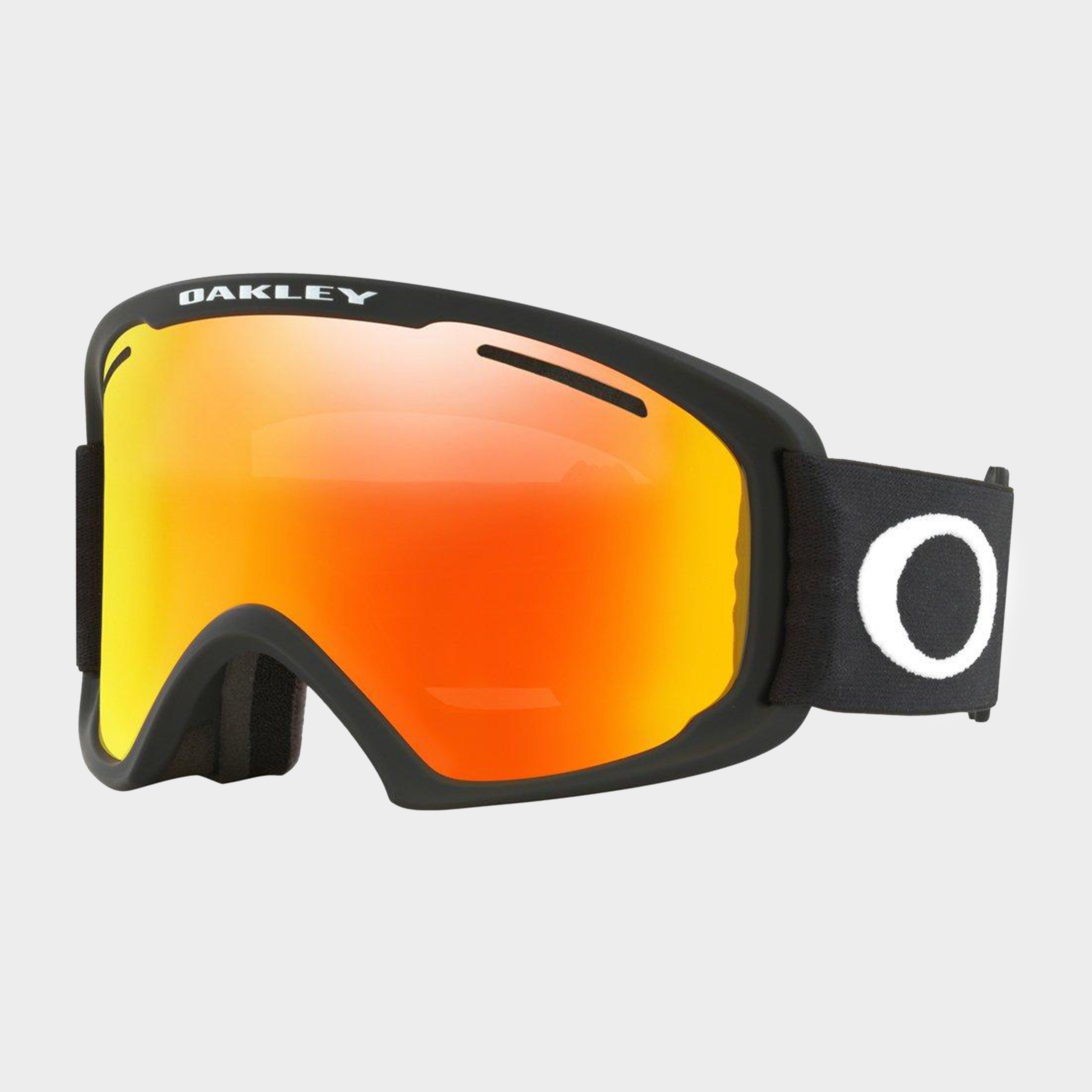 Oakley O Frame 2.0 PRO XL Snow Goggles, BLK/BLK