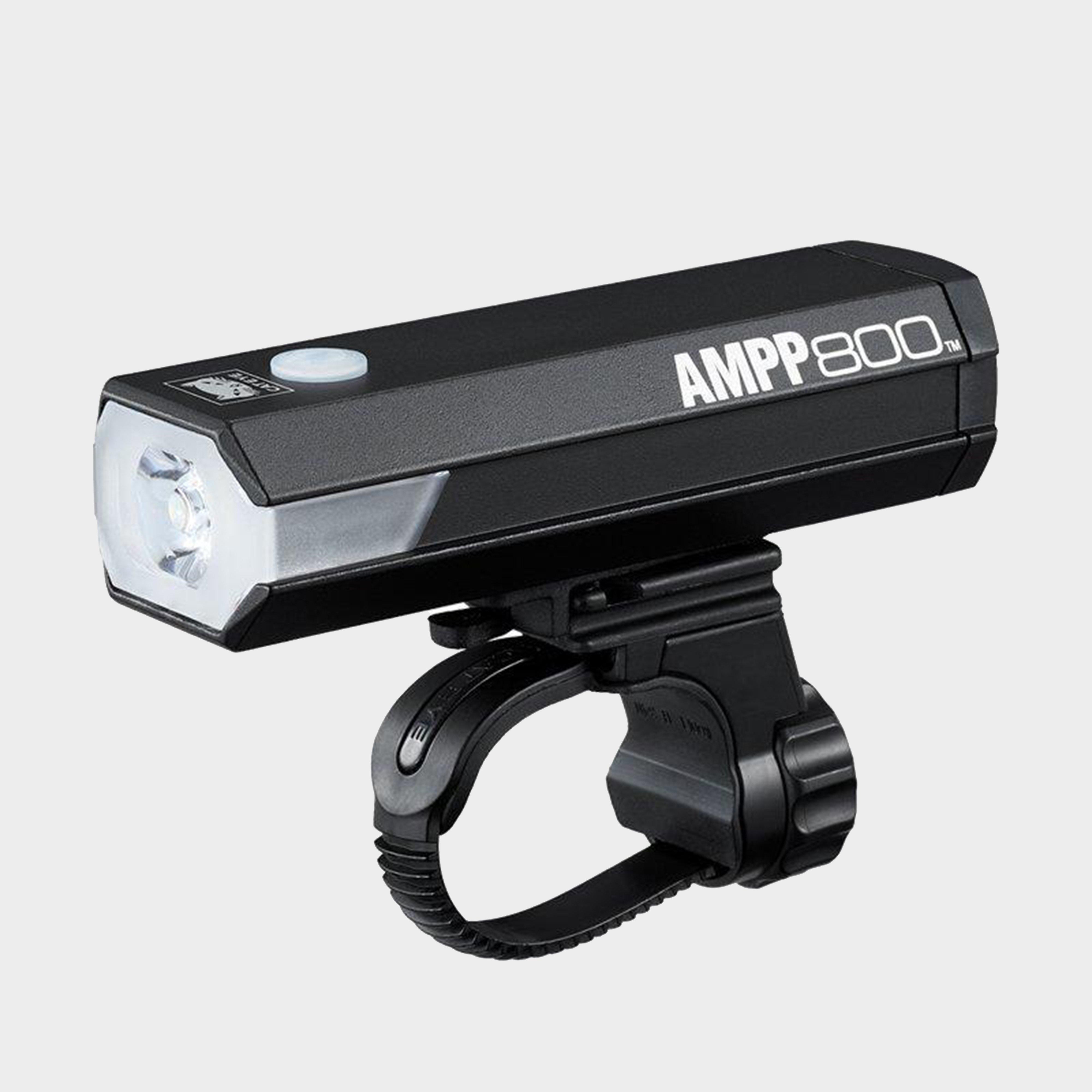 Cateye AMPP800 Front Bike Light, NO/NO