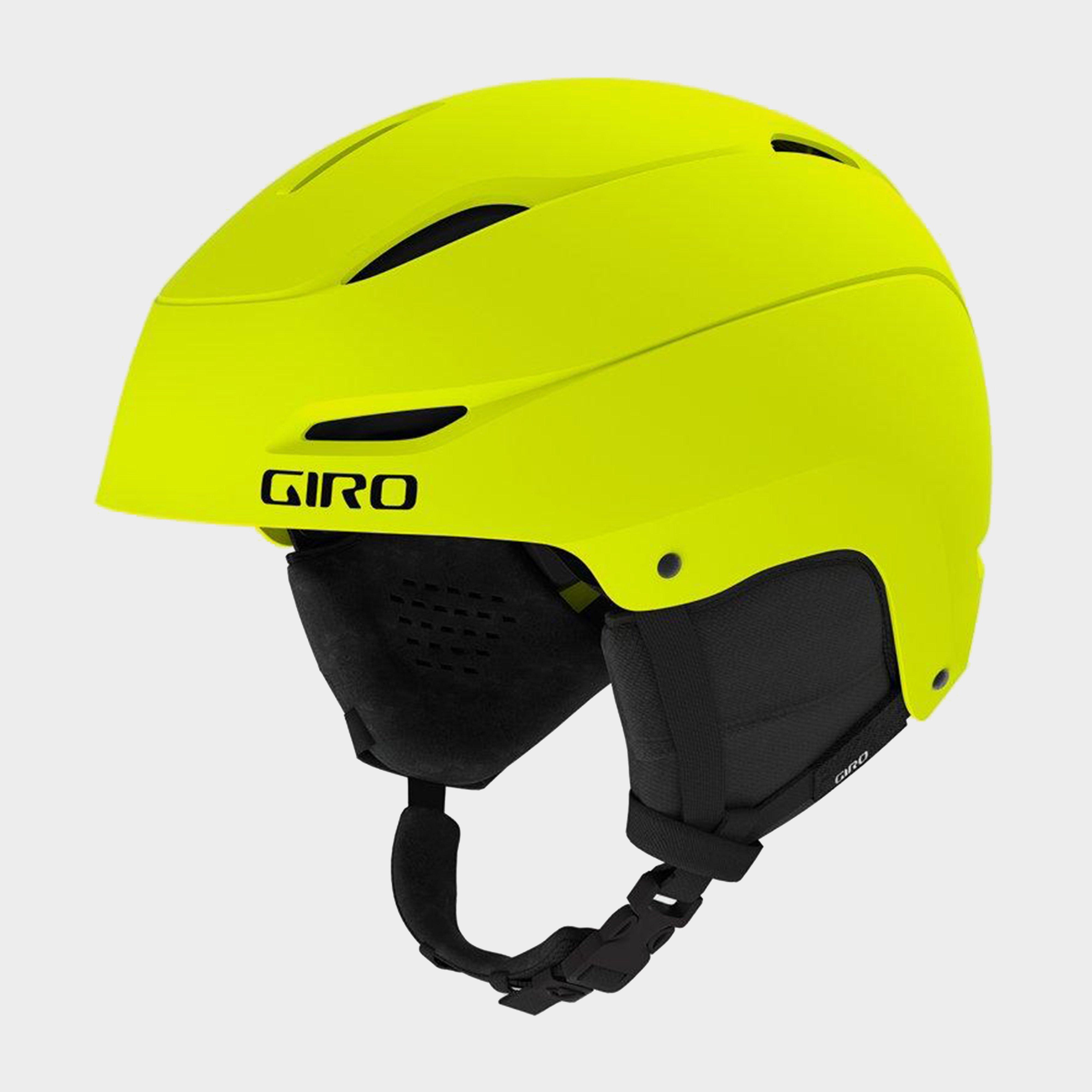GIRO Ratio Snow Helmet, Yellow/YEL