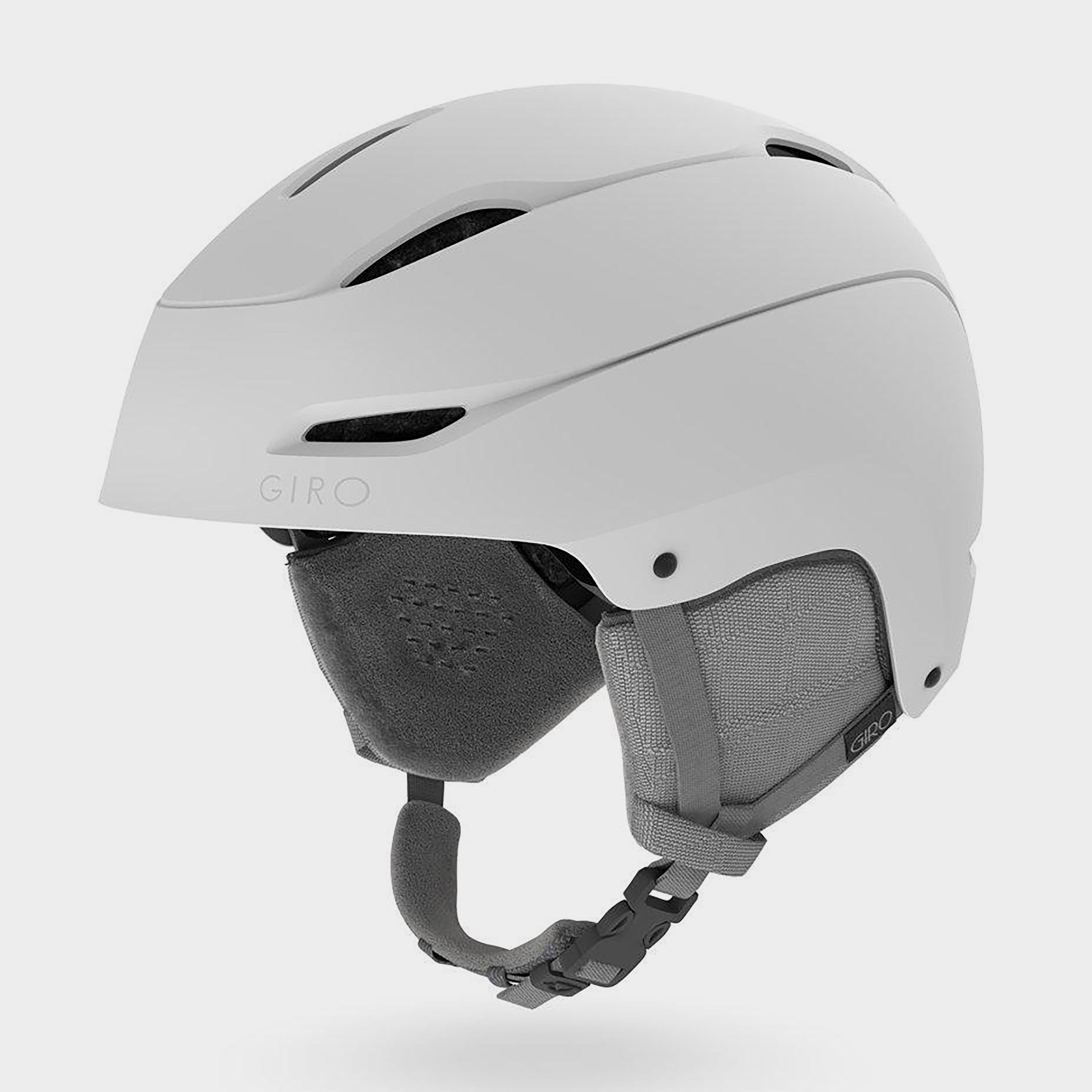 GIRO Women's Ceva Snow Helmet, WHT/WHT